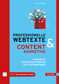 Professionelle Webtexte & Content Marketing