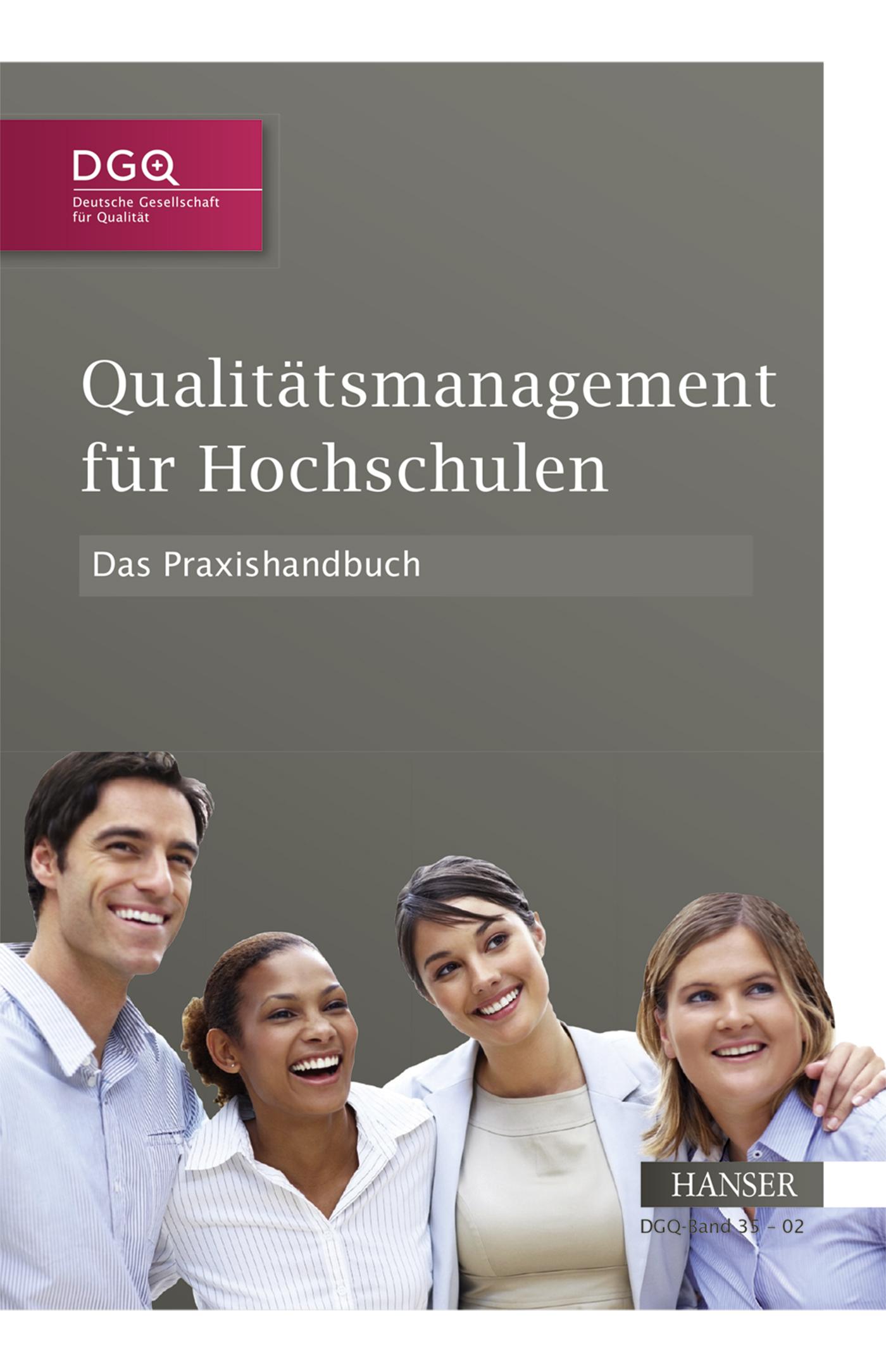Qualitätsmanagement für Hochschulen – Das Praxishandbuch, 978-3-446-44189-7