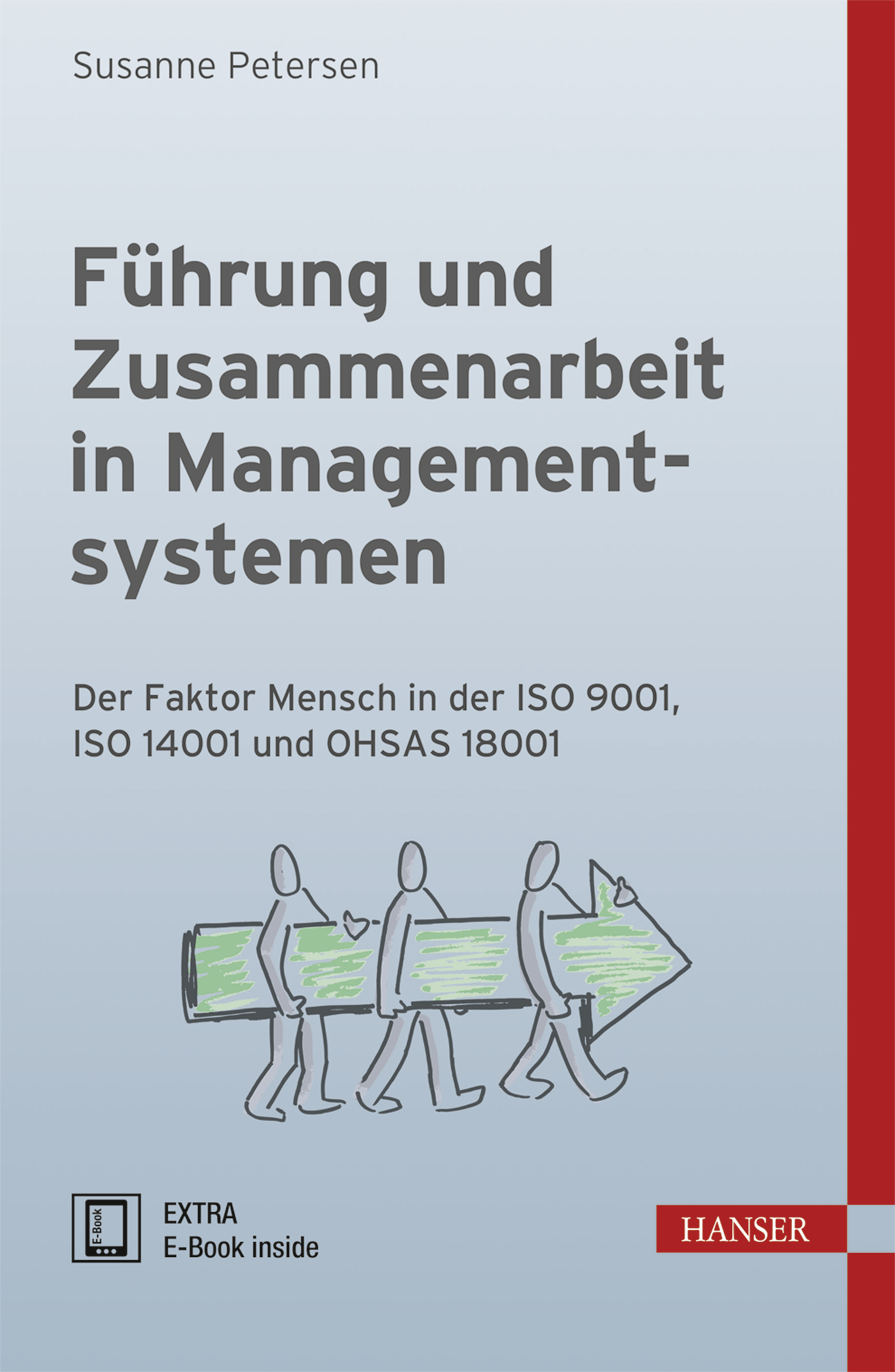Petersen, Führung und Zusammenarbeit in Managementsystemen, 978-3-446-44190-3