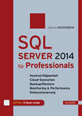 SQL Server 2014 für Professionals