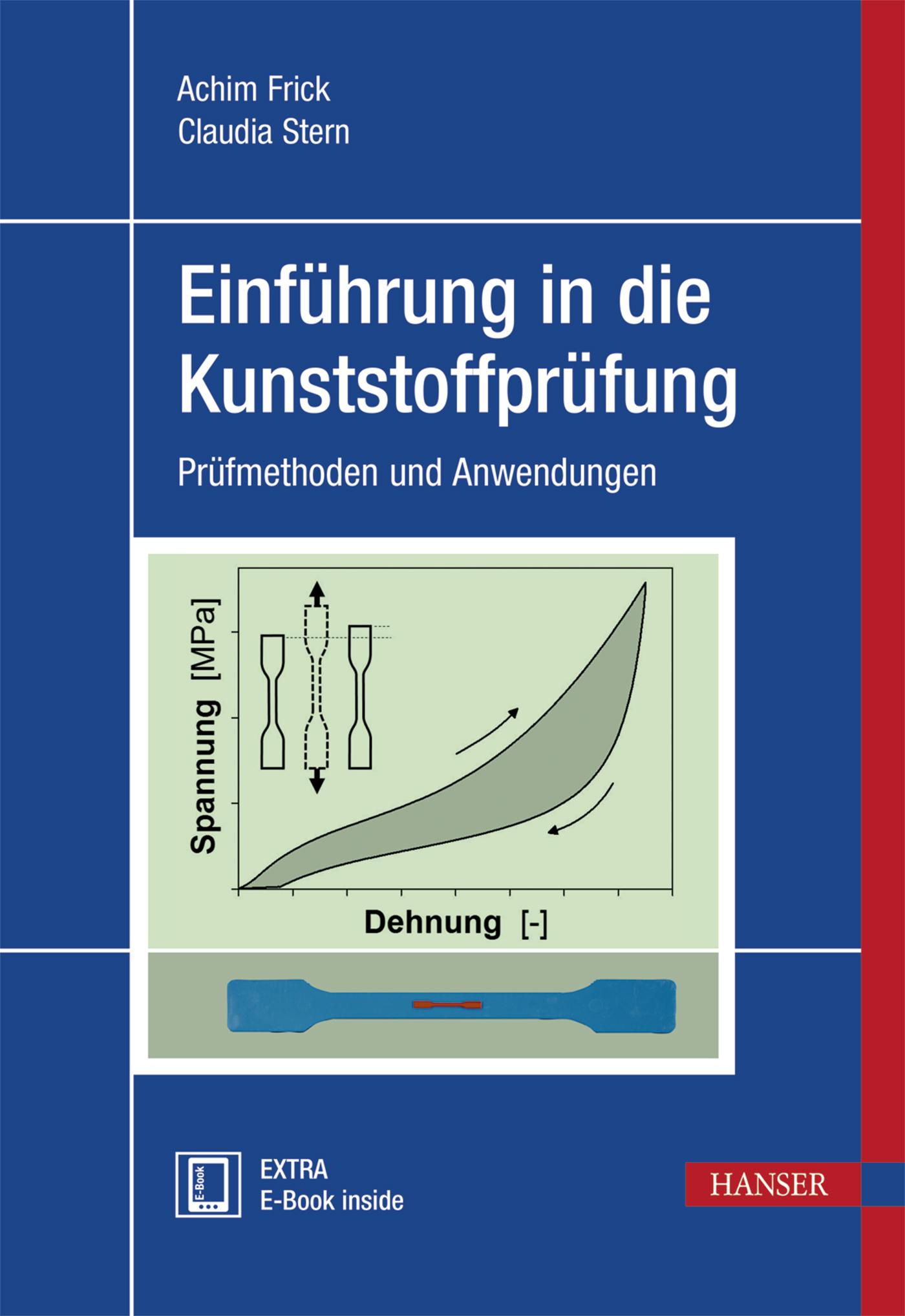 Frick, Stern, Einführung in die Kunststoffprüfung, 978-3-446-44351-8