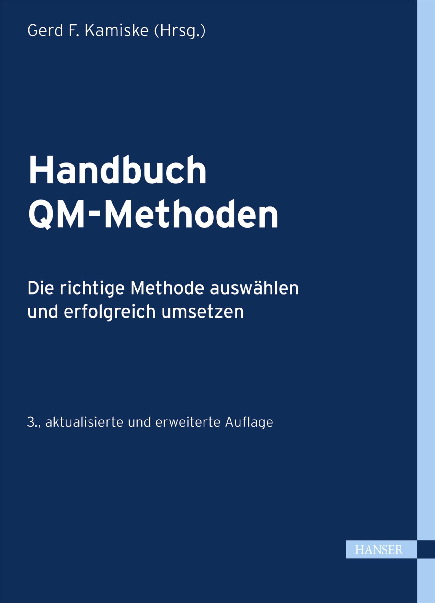 Handbuch QM-Methoden, 978-3-446-44388-4