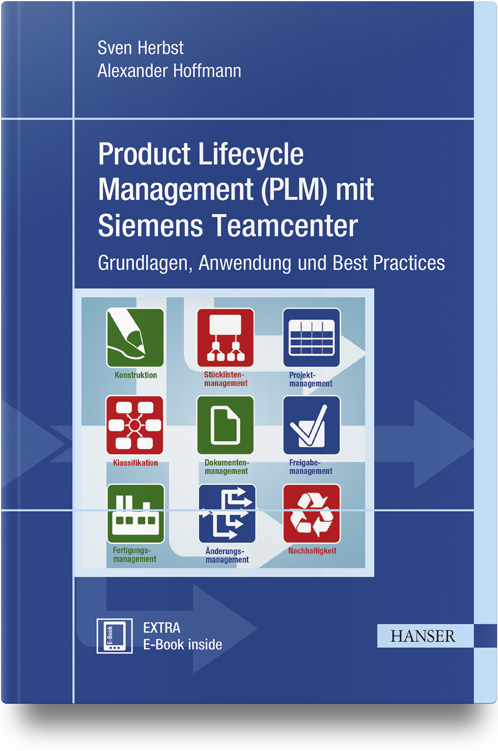 Herbst, Hoffmann, Product Lifecycle Management (PLM) mit Siemens Teamcenter, 978-3-446-44519-2