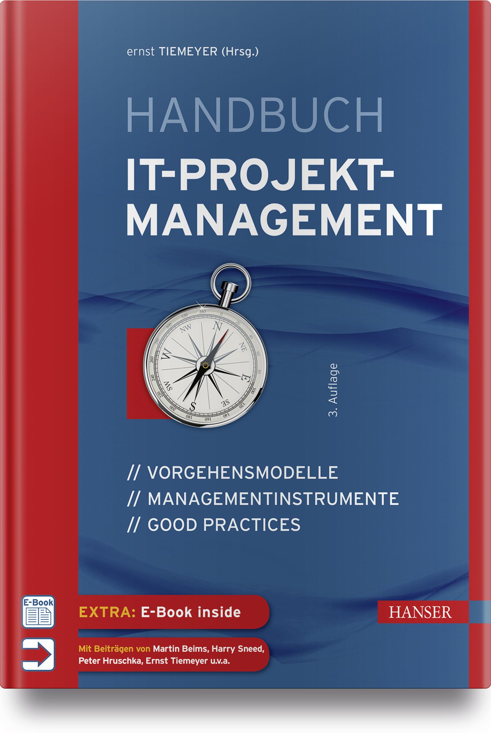 Handbuch IT-Projektmanagement, 978-3-446-44602-1
