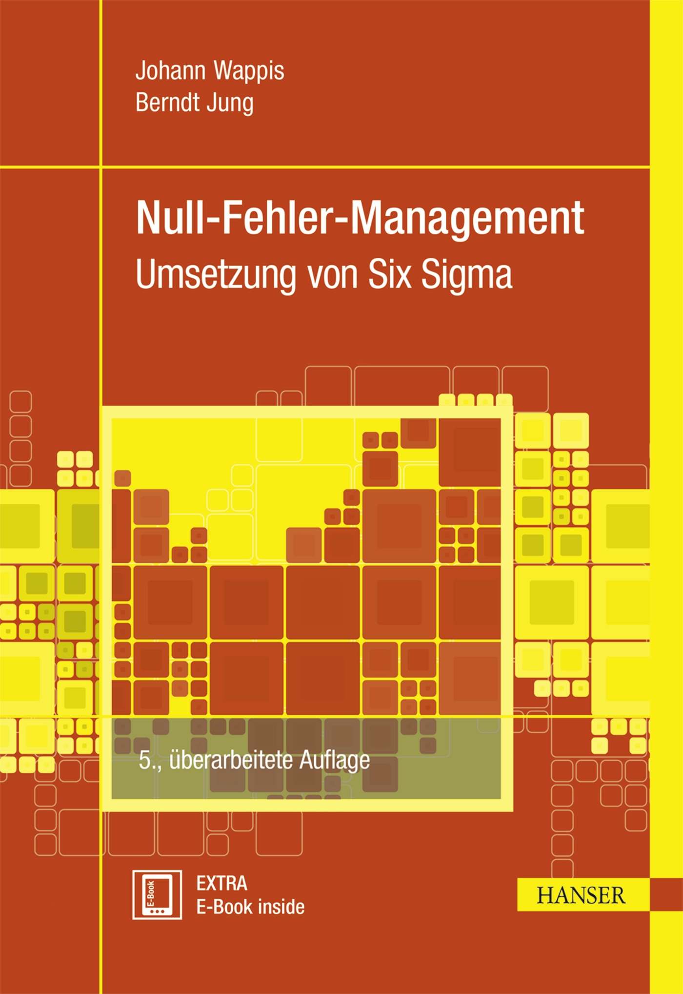Wappis, Jung, Null-Fehler-Management, 978-3-446-44630-4