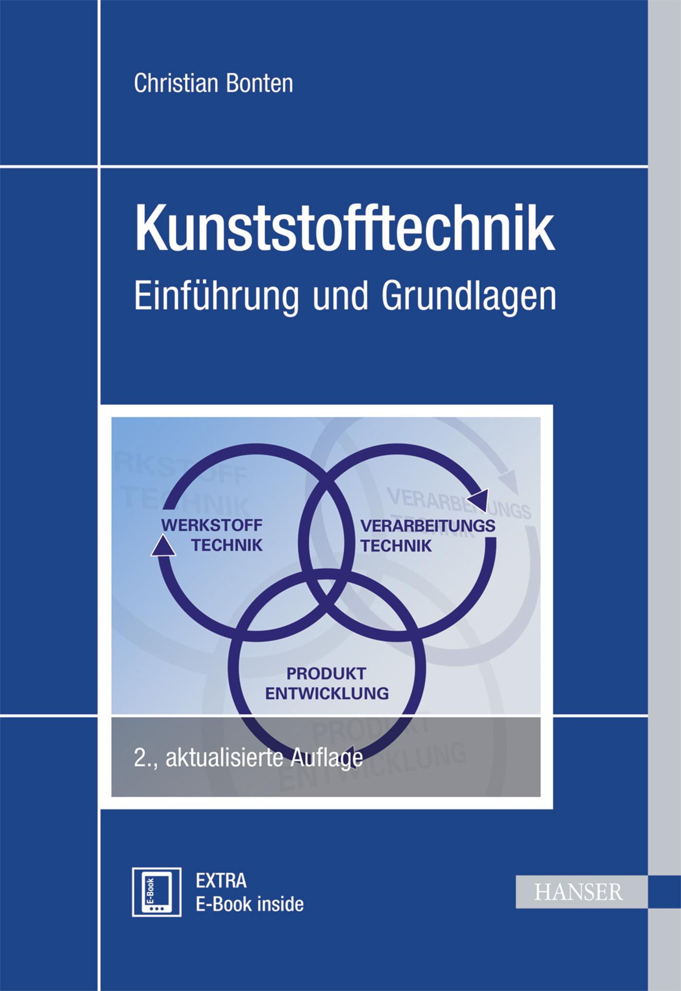 Bonten, Kunststofftechnik, 978-3-446-44674-8