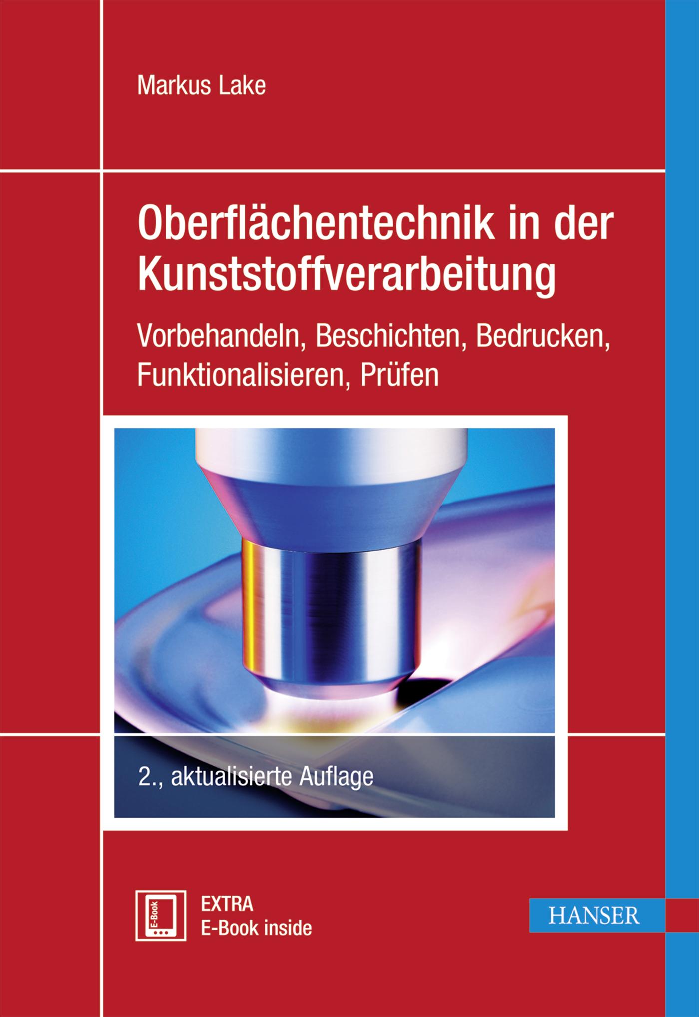 Oberflächentechnik in der Kunststoffverarbeitung, 978-3-446-44675-5