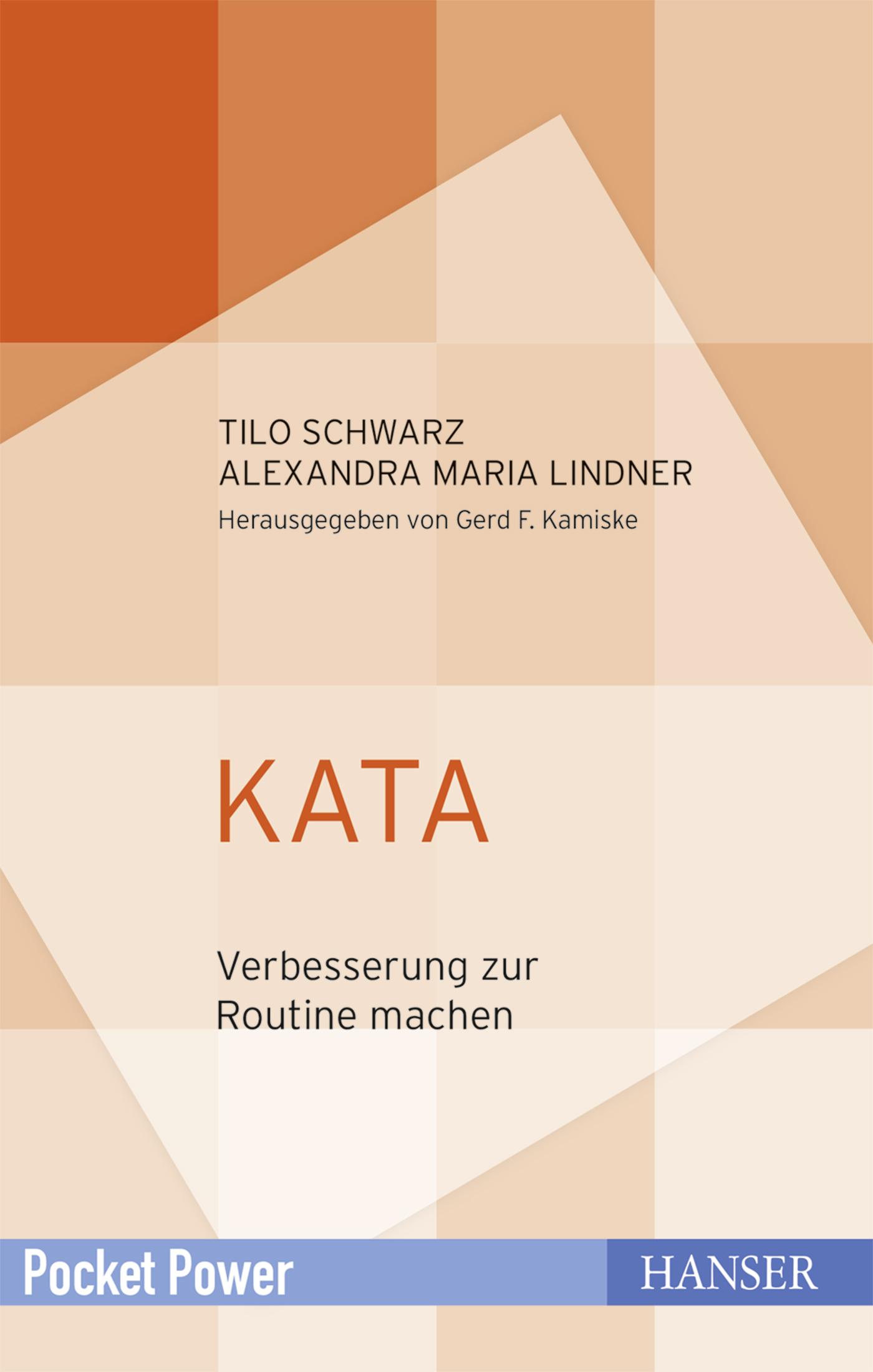 Lindner, Schwarz, KATA, 978-3-446-44679-3