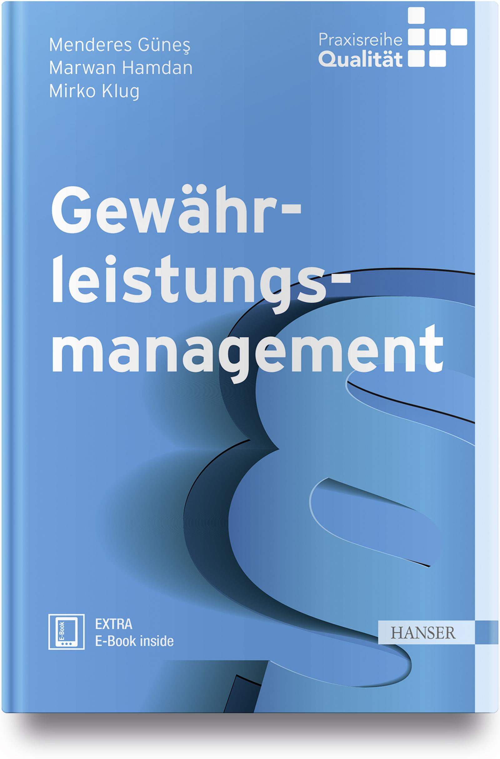 Günes, Hamdan, Klug, Gewährleistungsmanagement, 978-3-446-44795-0