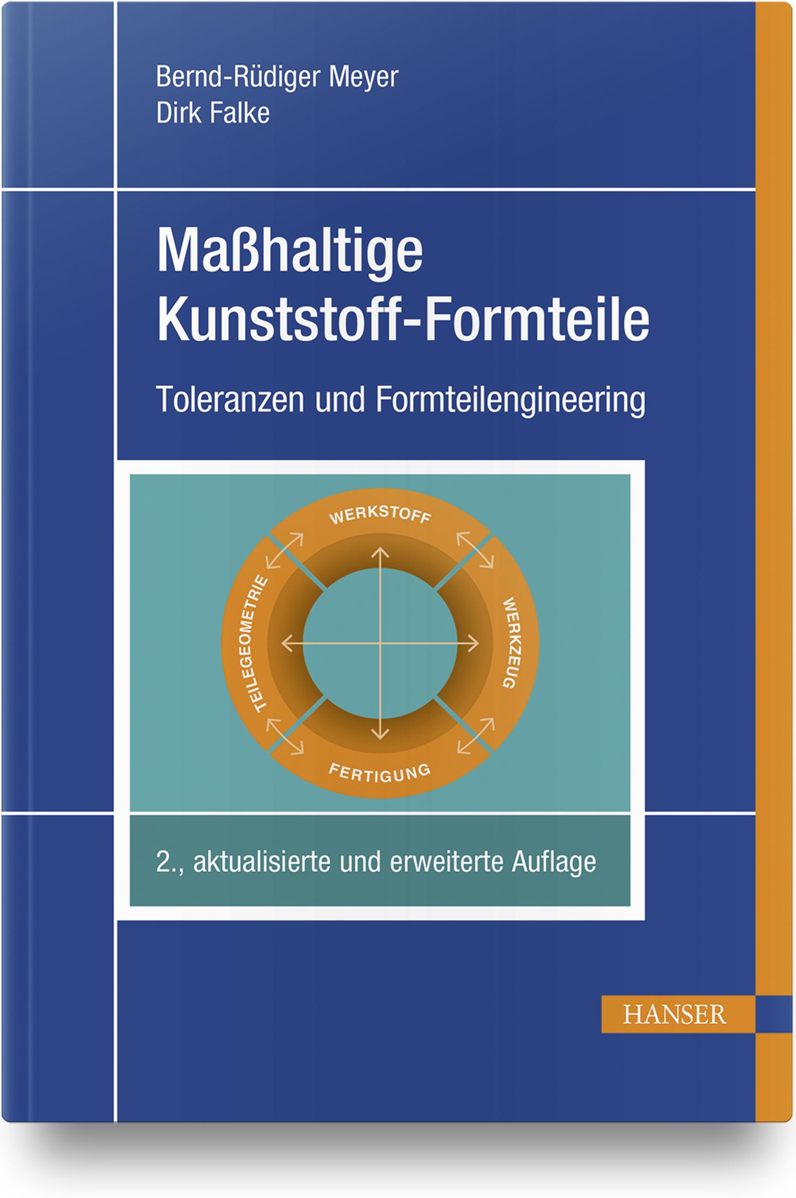 Meyer, Falke, Maßhaltige Kunststoff-Formteile, 978-3-446-44883-4