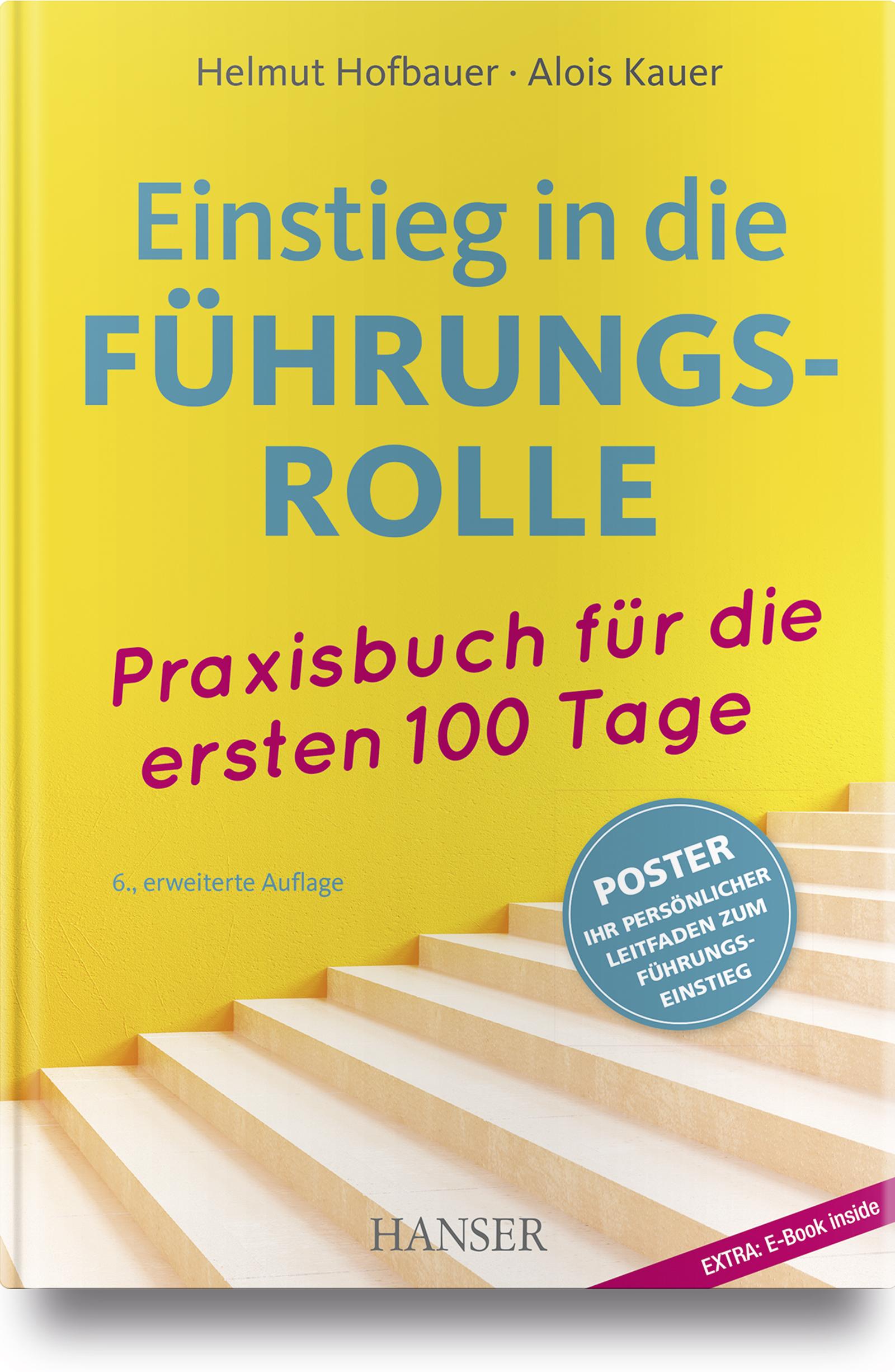 Hofbauer, Kauer, Einstieg in die Führungsrolle, 978-3-446-44896-4