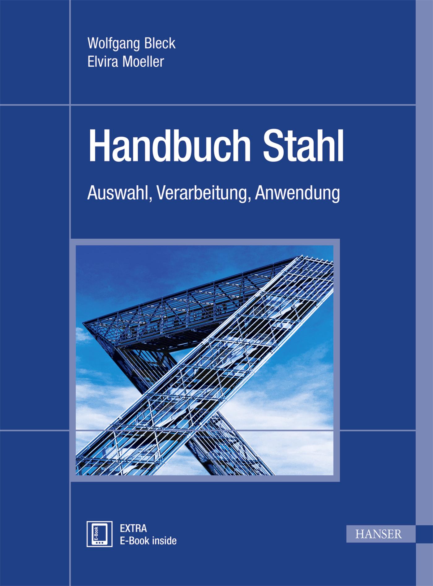 Handbuch Stahl, 978-3-446-44961-9