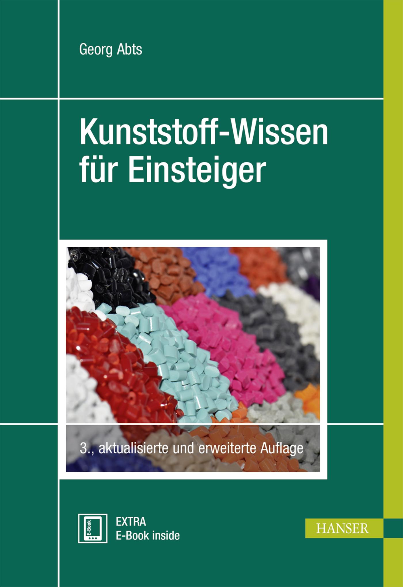 Abts, Kunststoff-Wissen für Einsteiger, 978-3-446-45041-7