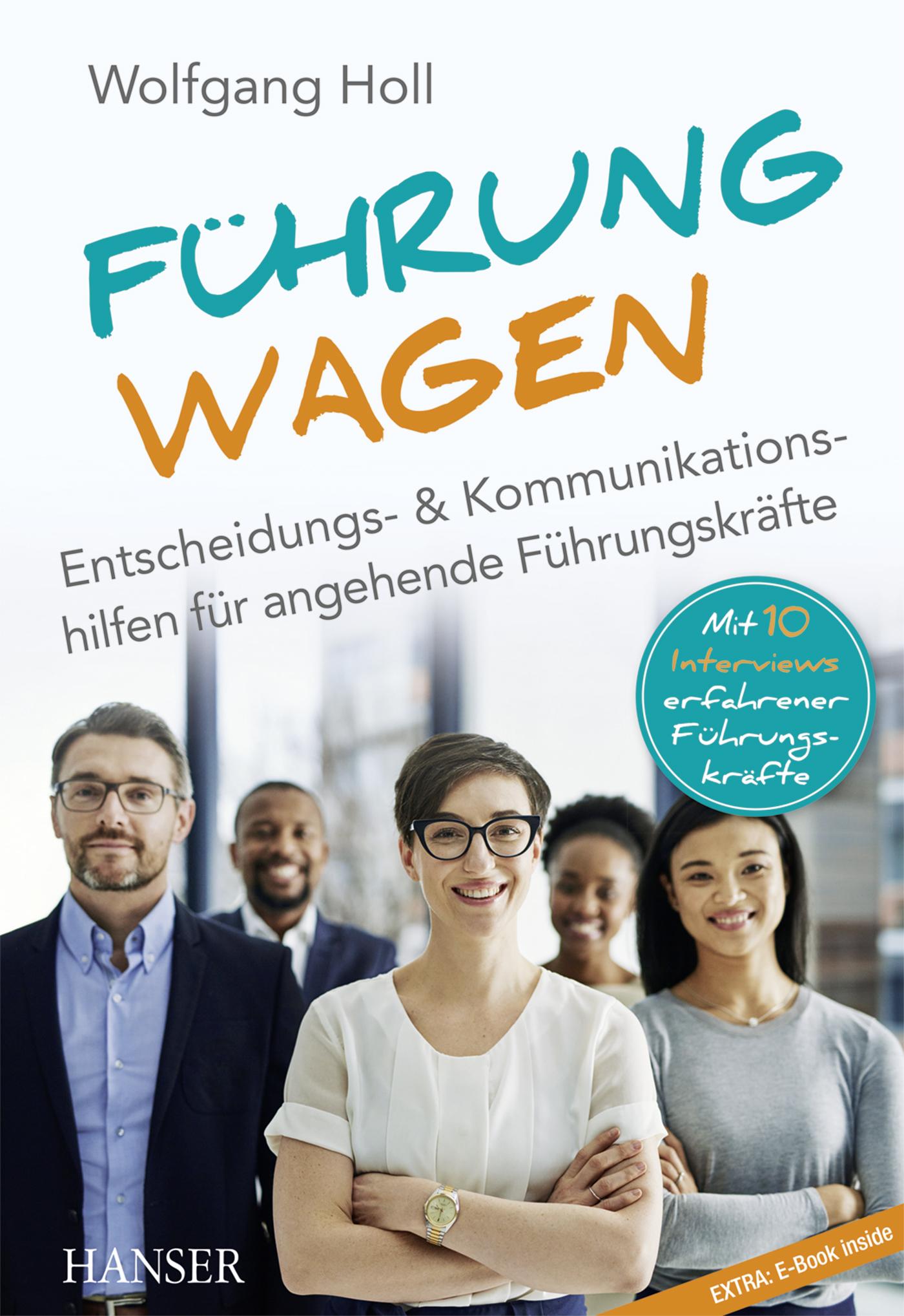 Holl, Führung wagen, 978-3-446-45185-8
