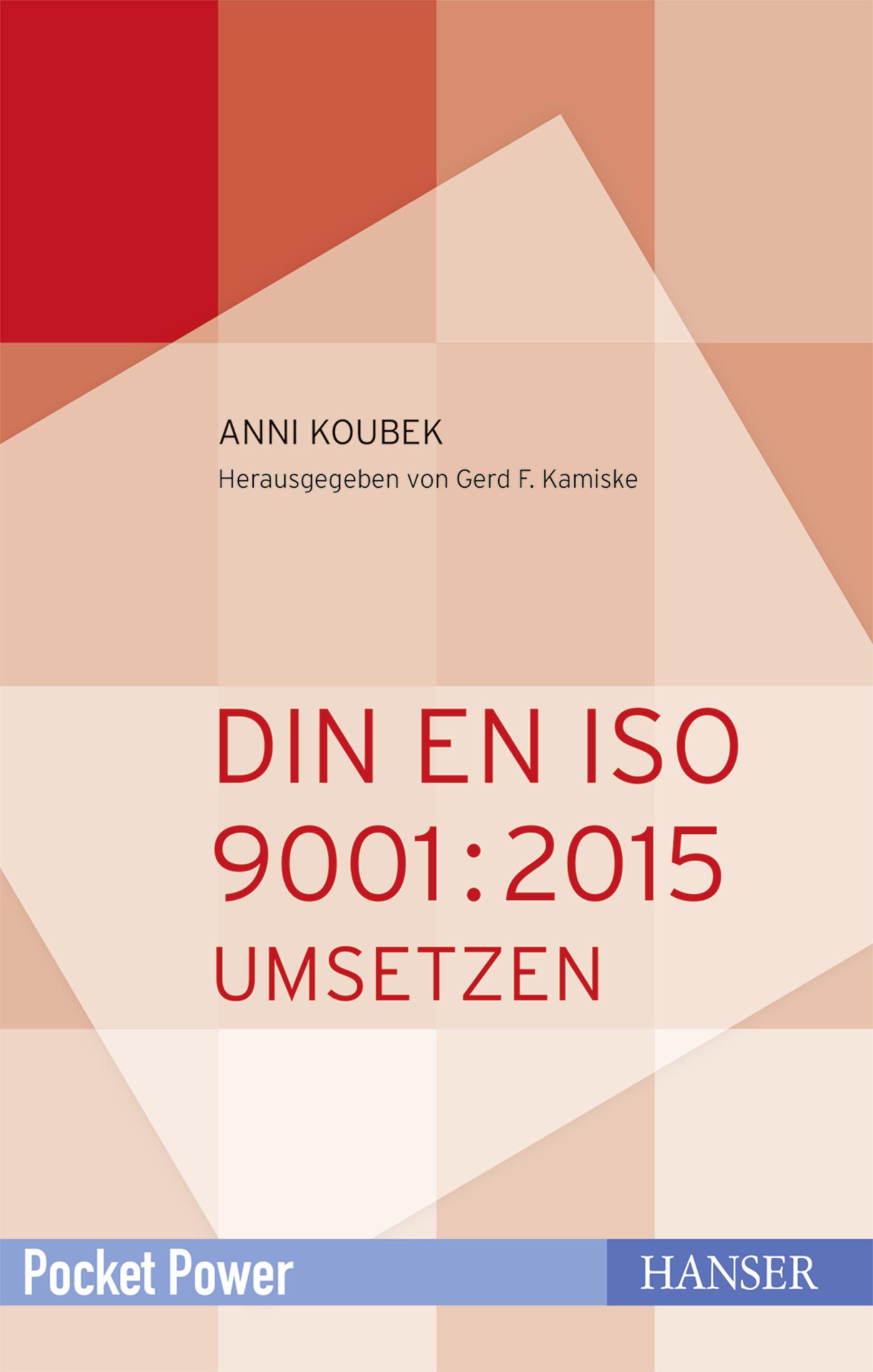 Koubek, DIN EN ISO 9001:2015 umsetzen, 978-3-446-45199-5