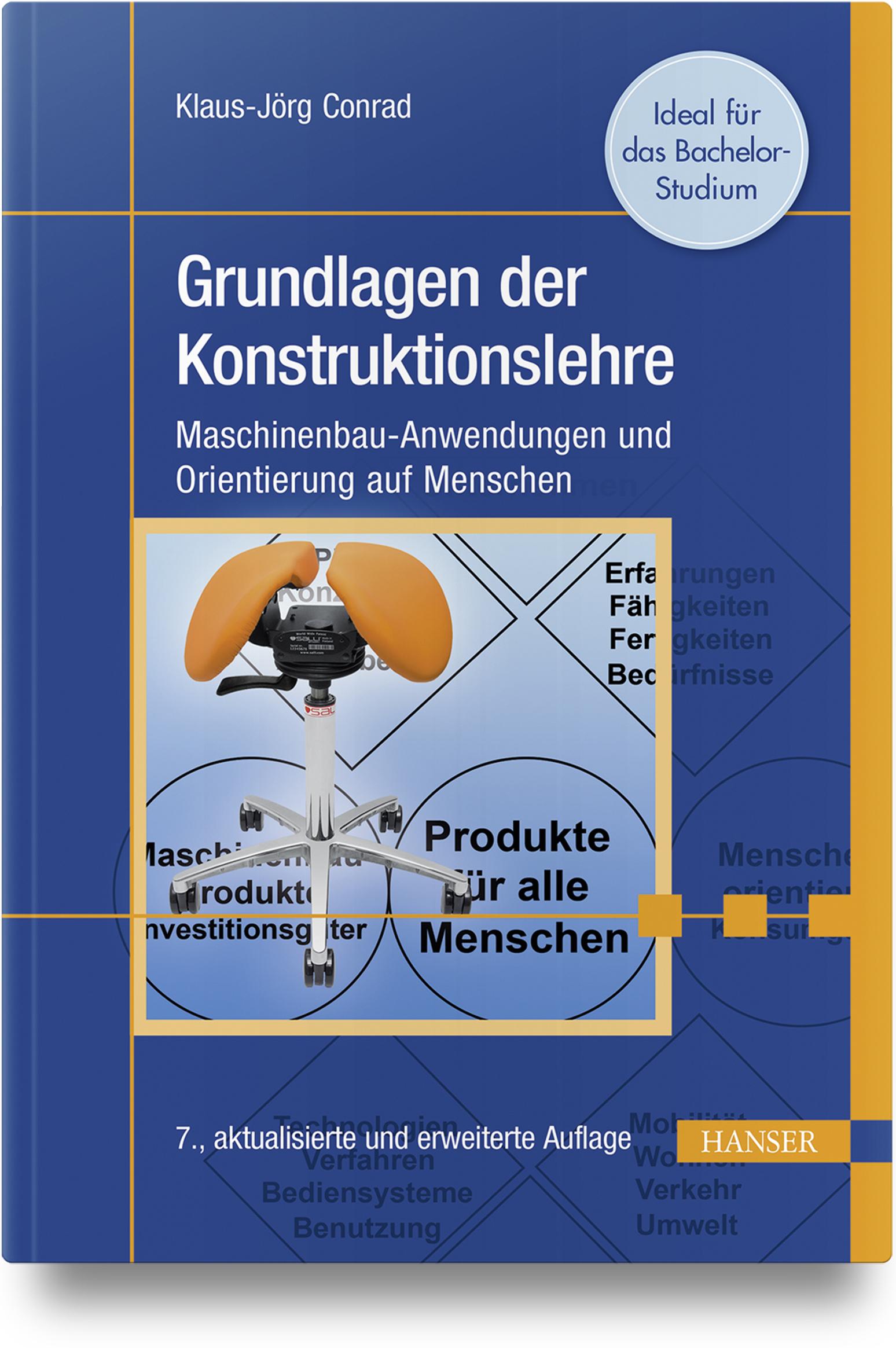 Conrad, Grundlagen der Konstruktionslehre, 978-3-446-45321-0