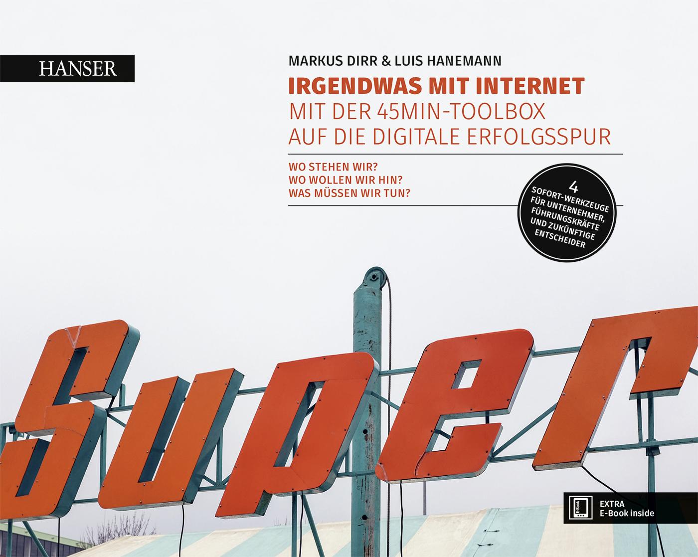 Dirr, Hanemann, Irgendwas mit Internet, 978-3-446-45347-0