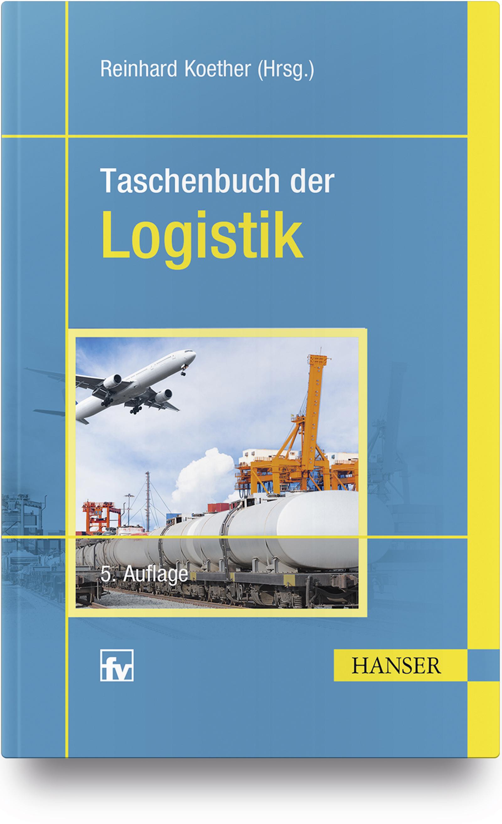 Taschenbuch der Logistik, 978-3-446-45414-9