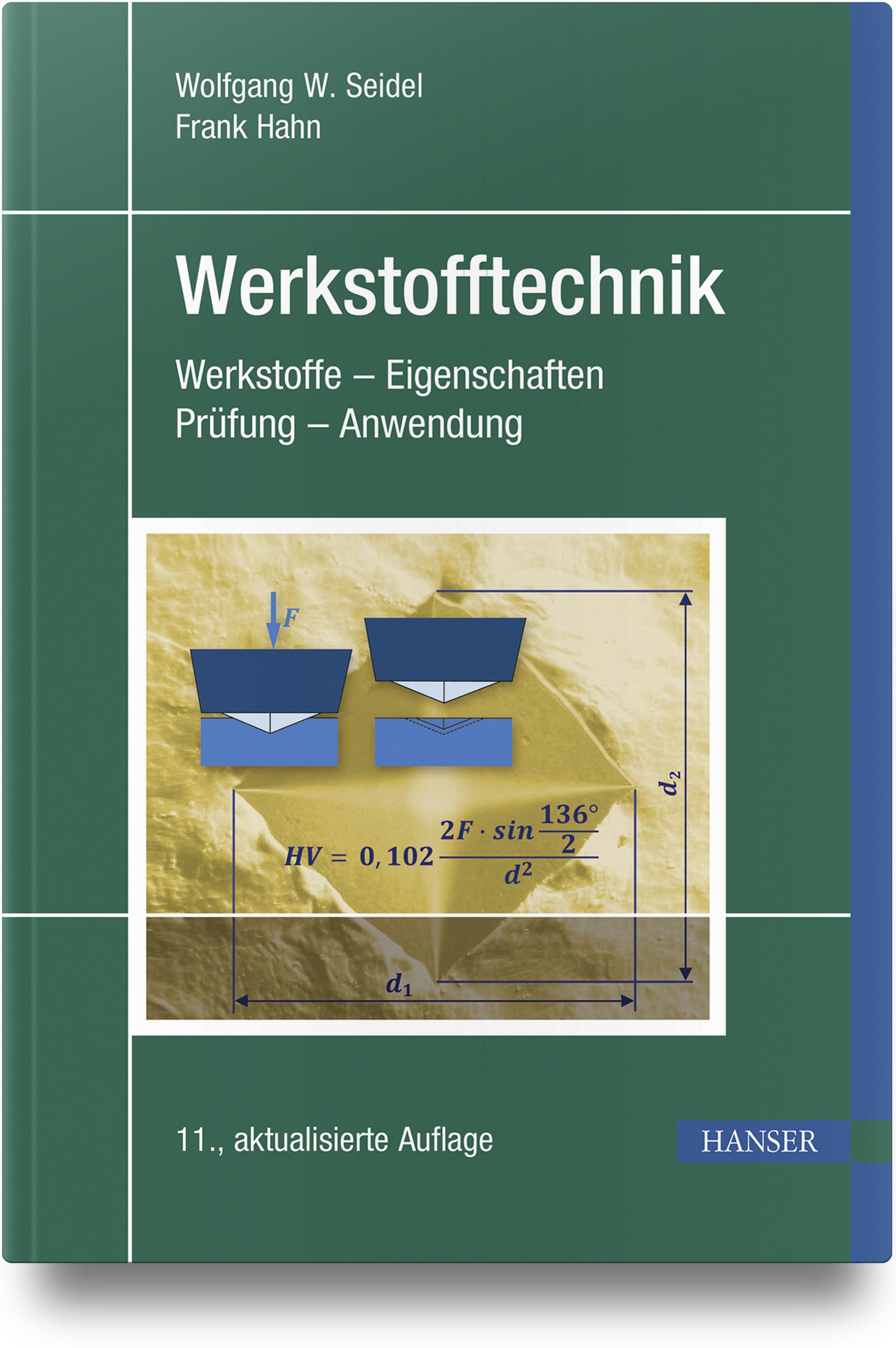 Seidel, Hahn, Werkstofftechnik, 978-3-446-45415-6