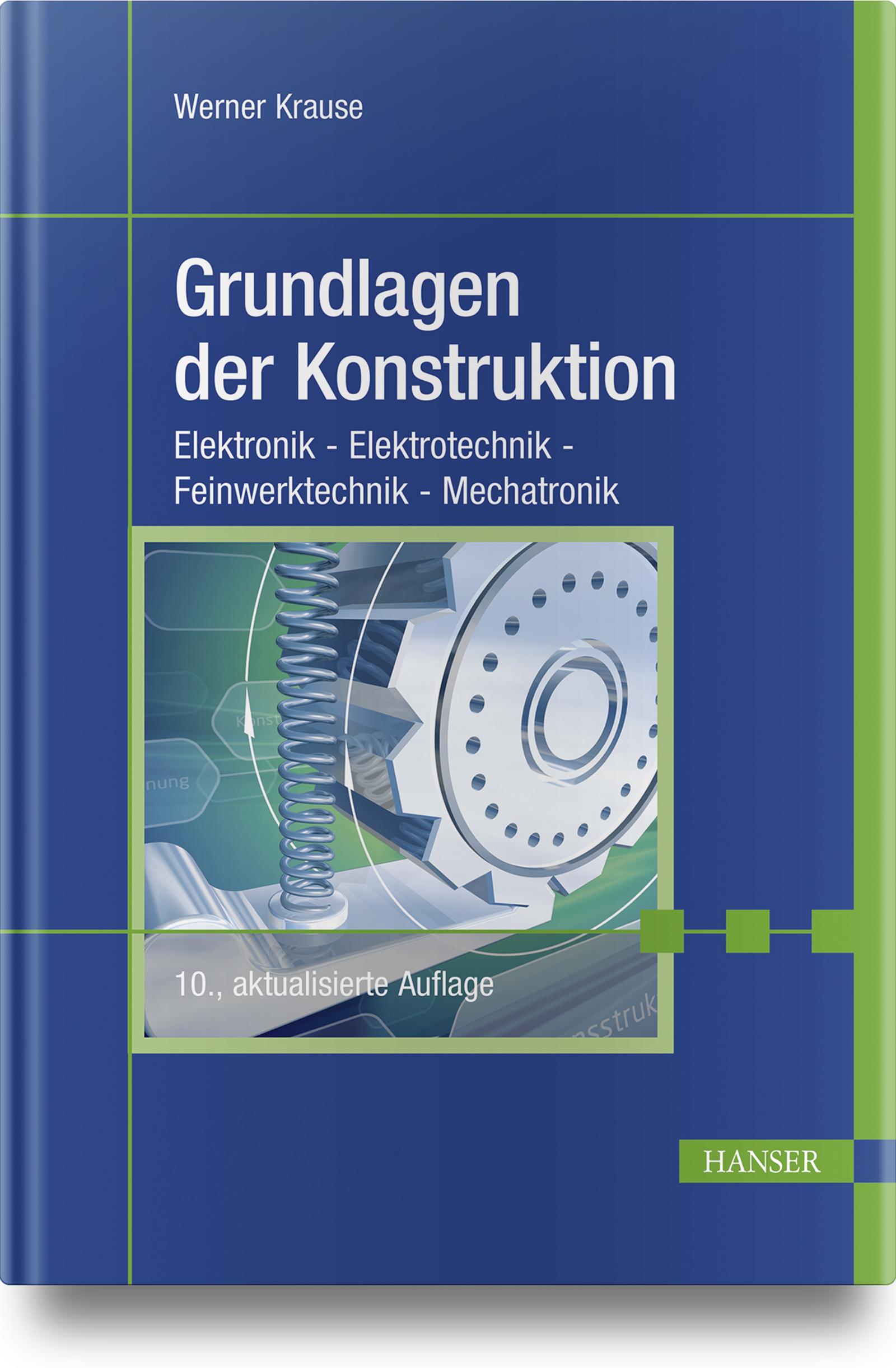 Krause, Grundlagen der Konstruktion, 978-3-446-45470-5