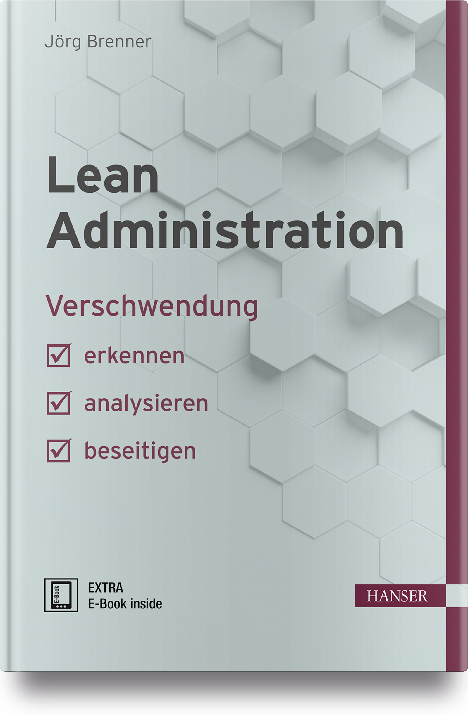 Brenner, Lean Administration, 978-3-446-45472-9