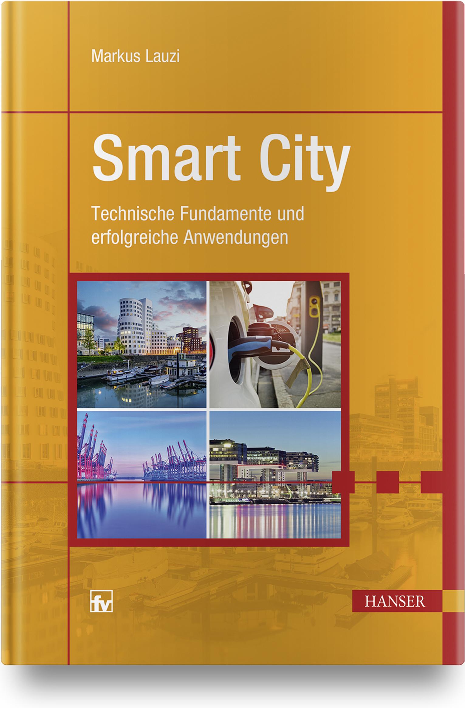 Lauzi, Smart City, 978-3-446-45496-5
