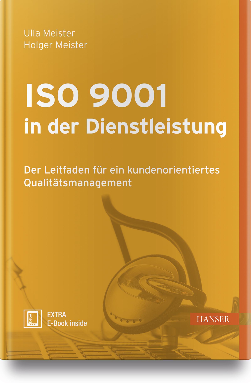 Meister, Meister, ISO 9001 in der Dienstleistung, 978-3-446-45517-7
