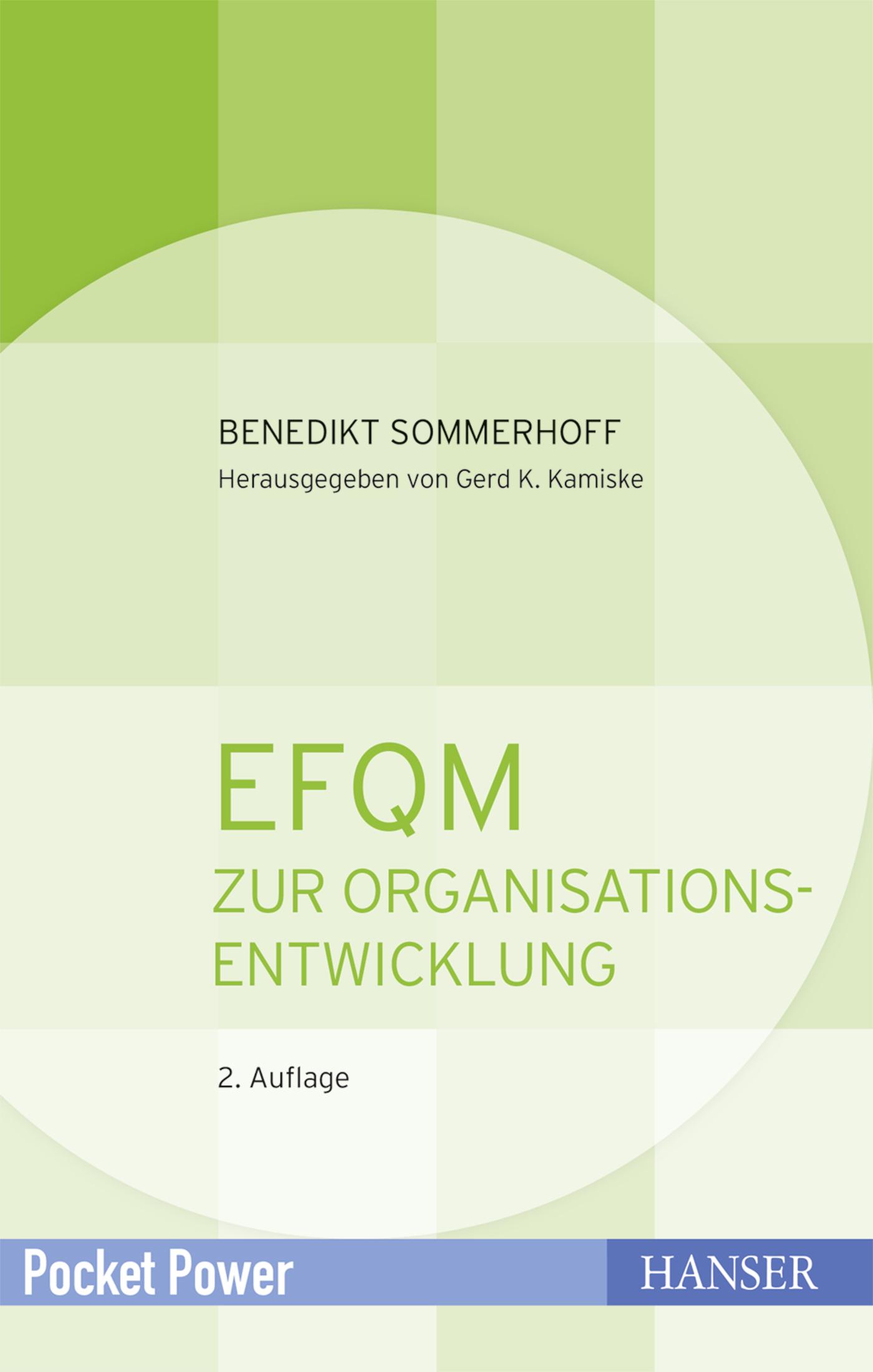 Sommerhoff, EFQM zur Organisationsentwicklung, 978-3-446-45518-4
