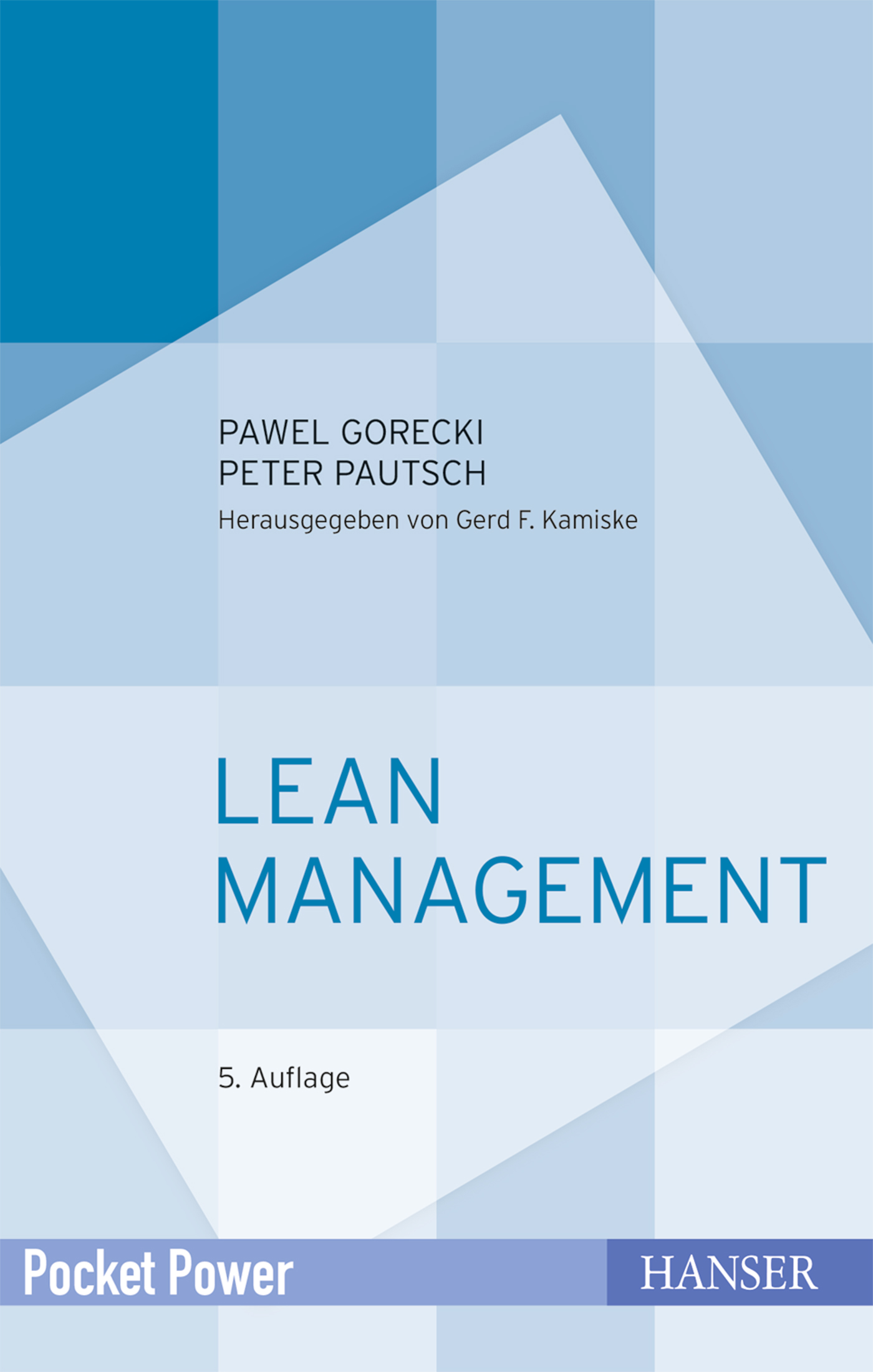 Gorecki, Pautsch, Lean Management, 978-3-446-45519-1