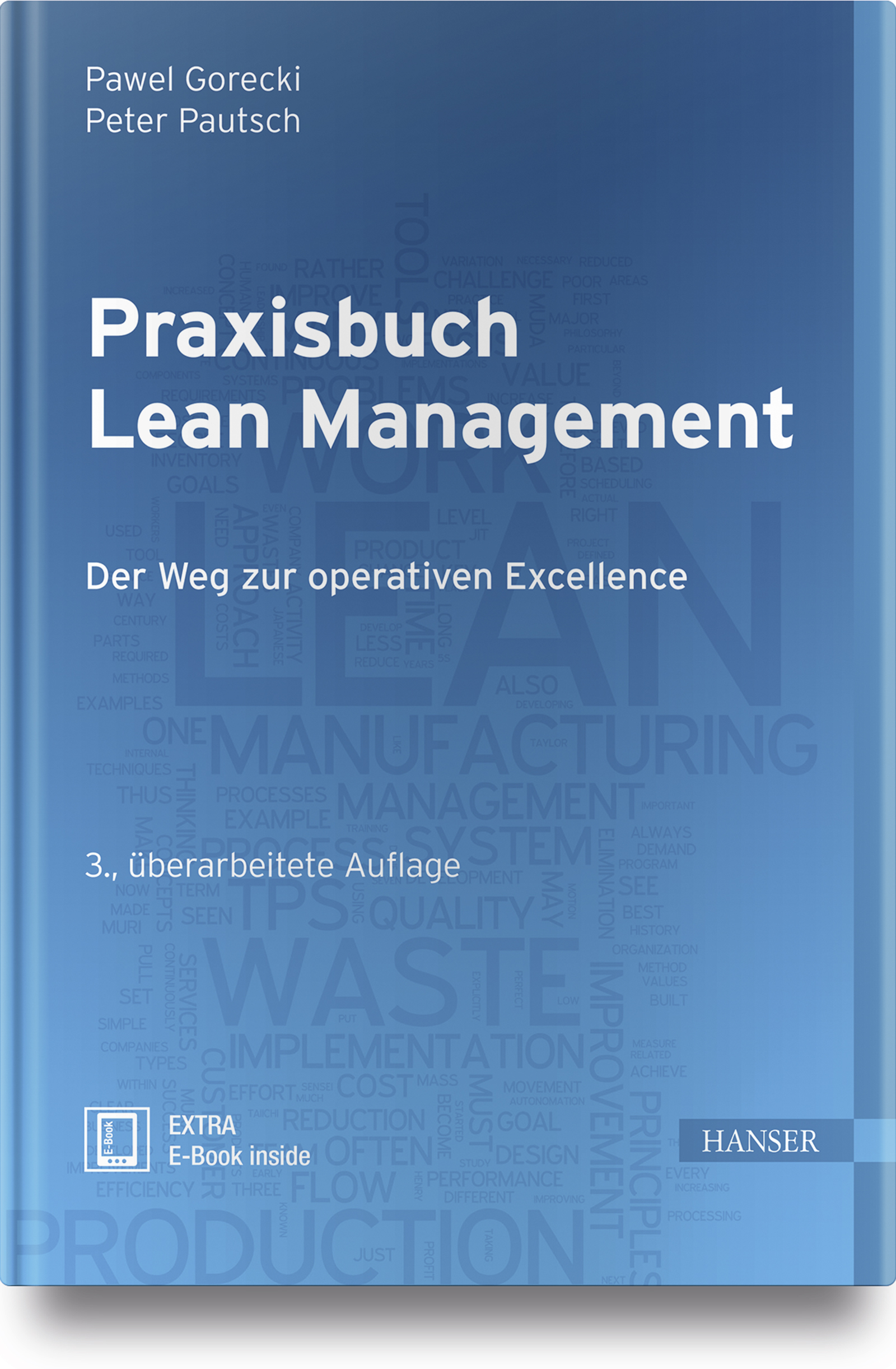 Gorecki, Pautsch, Praxisbuch Lean Management, 978-3-446-45526-9