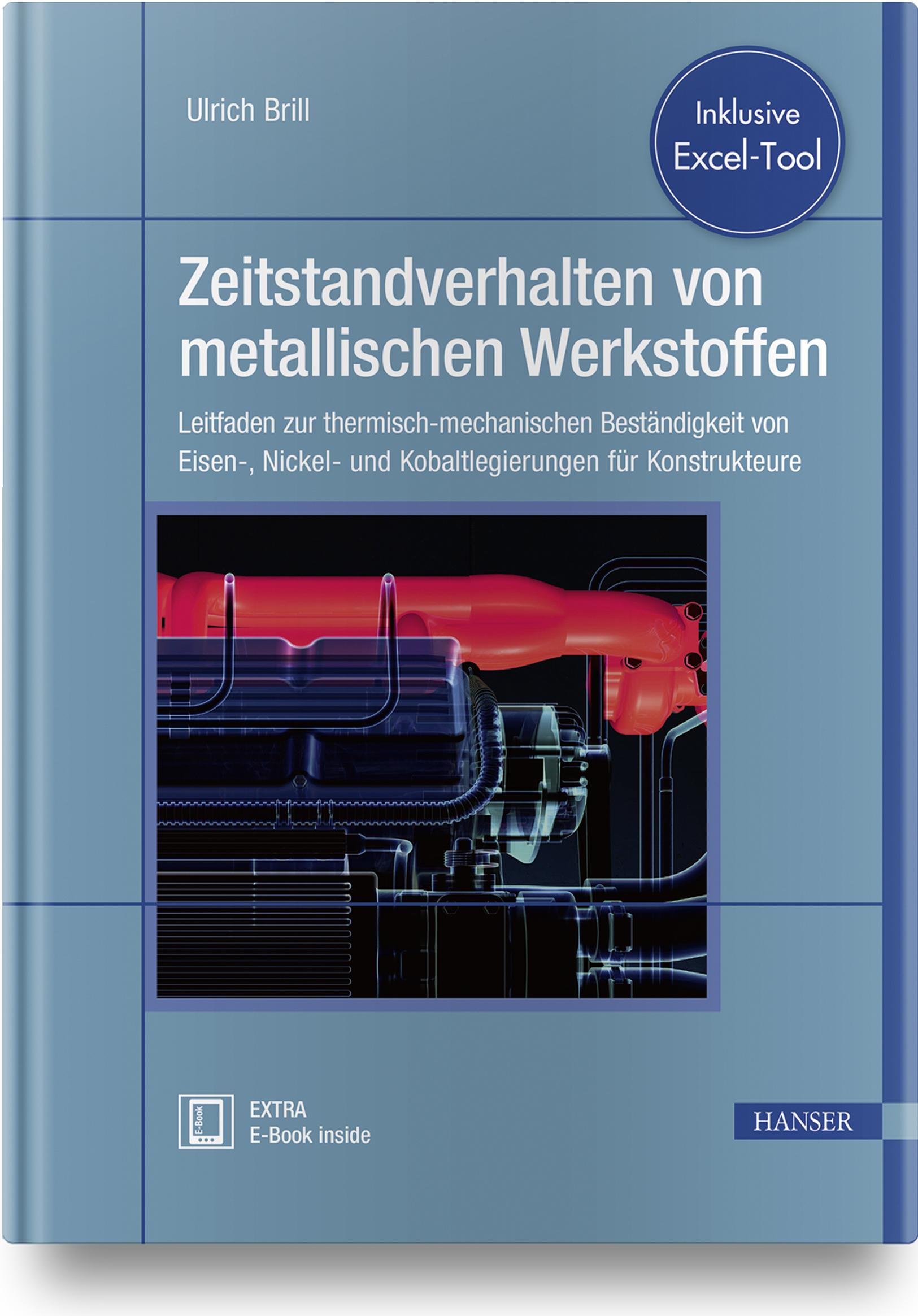 Brill, Zeitstandverhalten von metallischen Werkstoffen, 978-3-446-45531-3