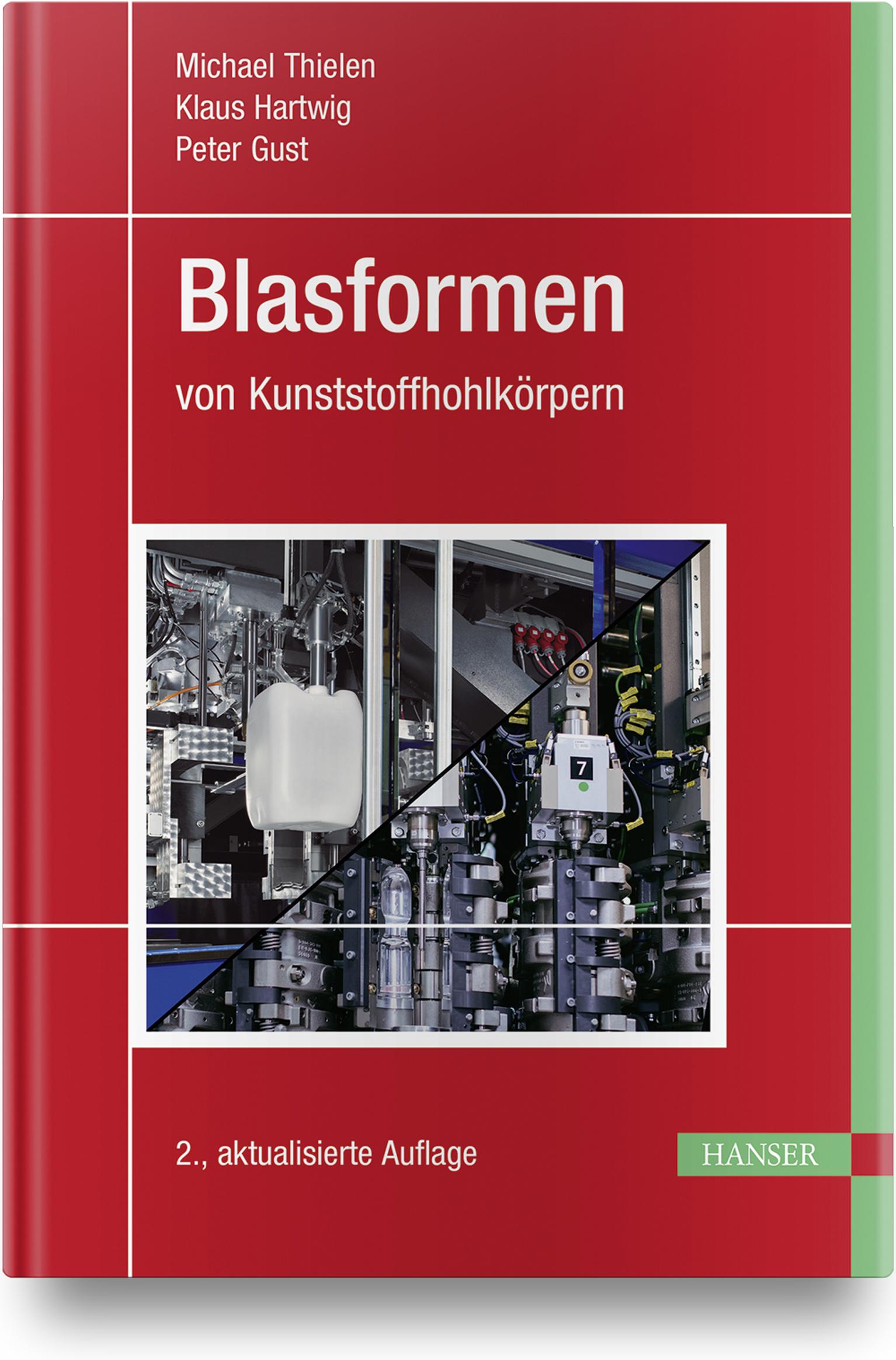 Thielen, Gust, Hartwig, Blasformen, 978-3-446-45552-8