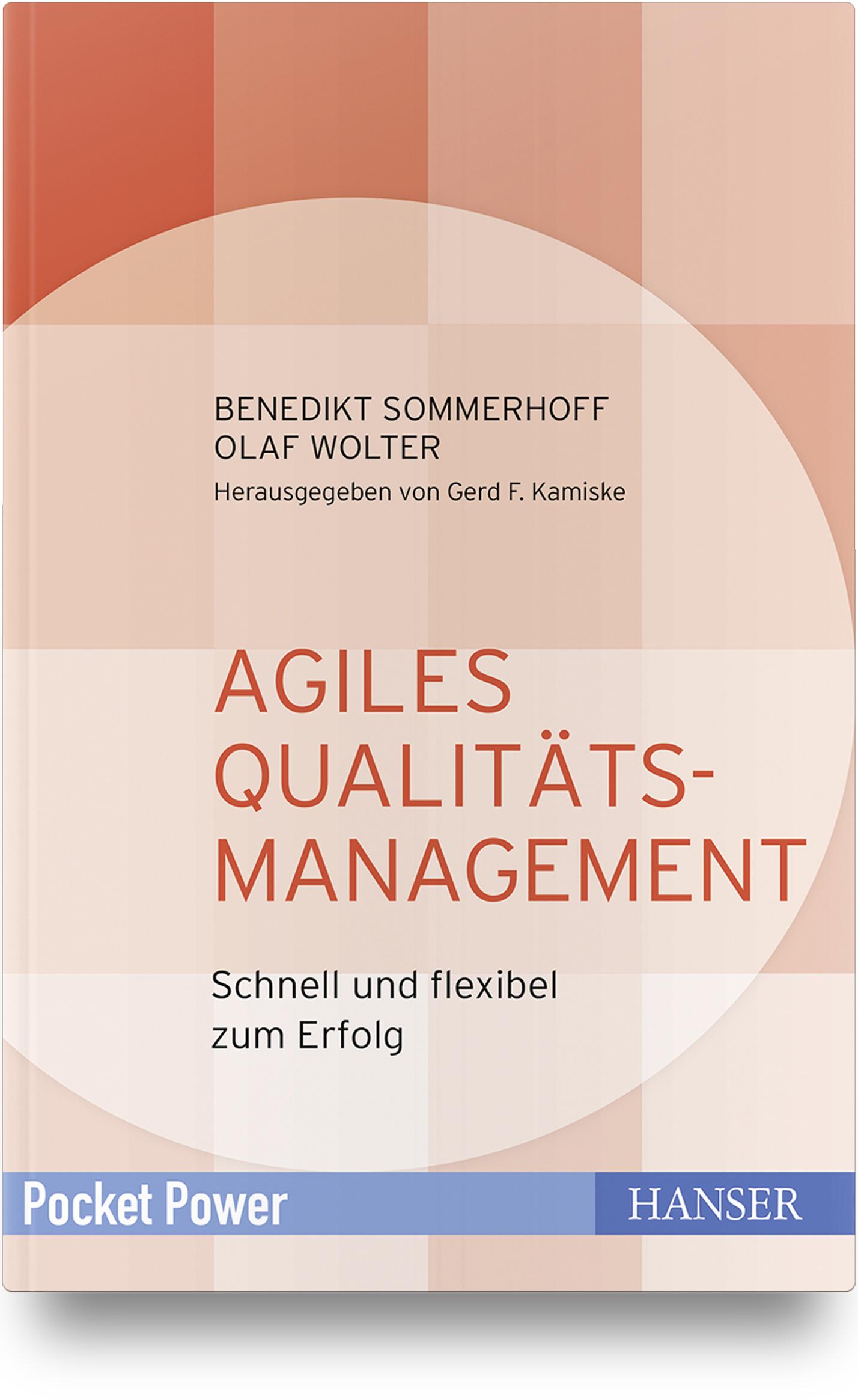 Sommerhoff, Wolter, Agiles Qualitätsmanagement, 978-3-446-45574-0