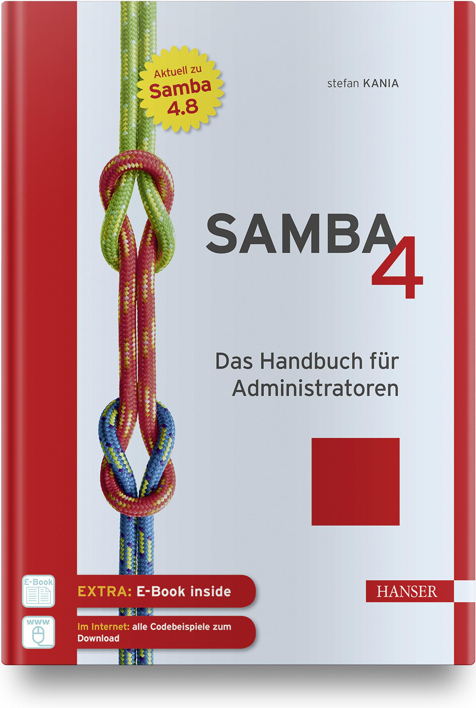 Kania, Samba 4, 978-3-446-45591-7
