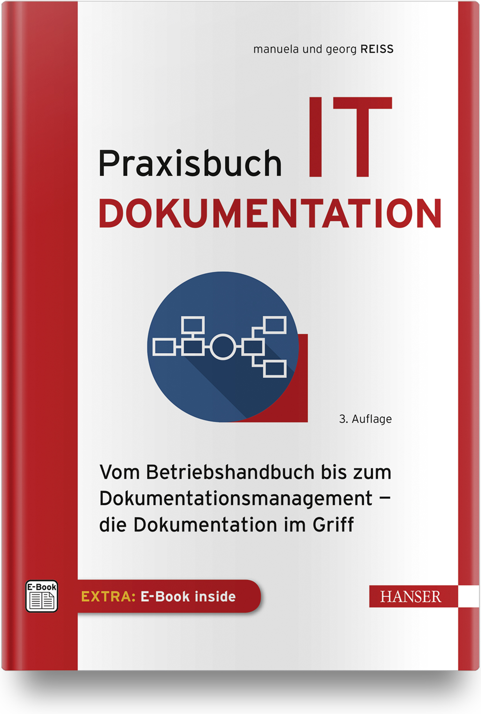 Reiss, Reiss, Praxisbuch IT-Dokumentation, 978-3-446-45592-4