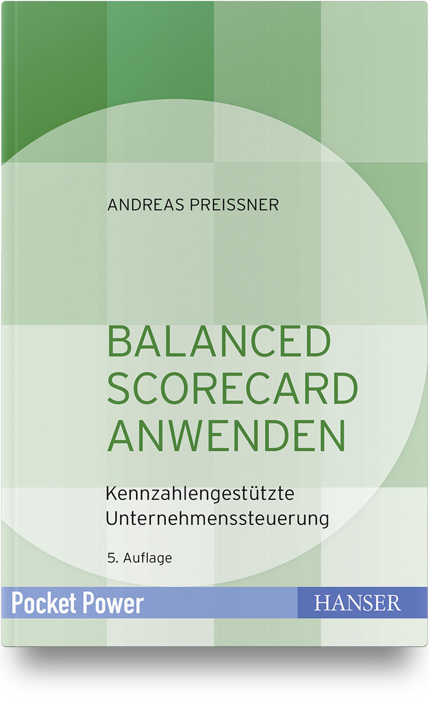 Preißner, Balanced Scorecard anwenden, 978-3-446-45636-5