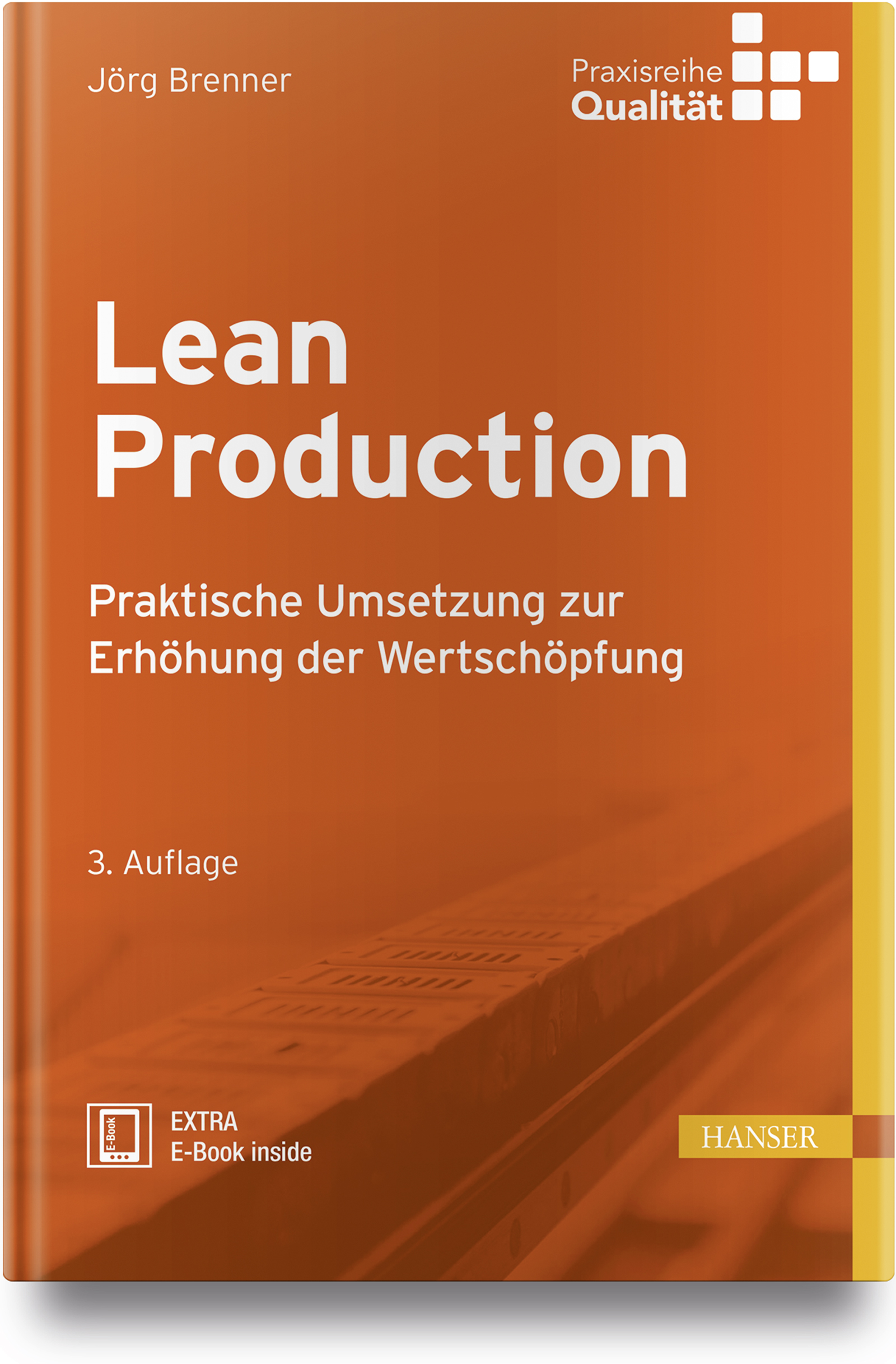 Brenner, Lean Production, 978-3-446-45664-8