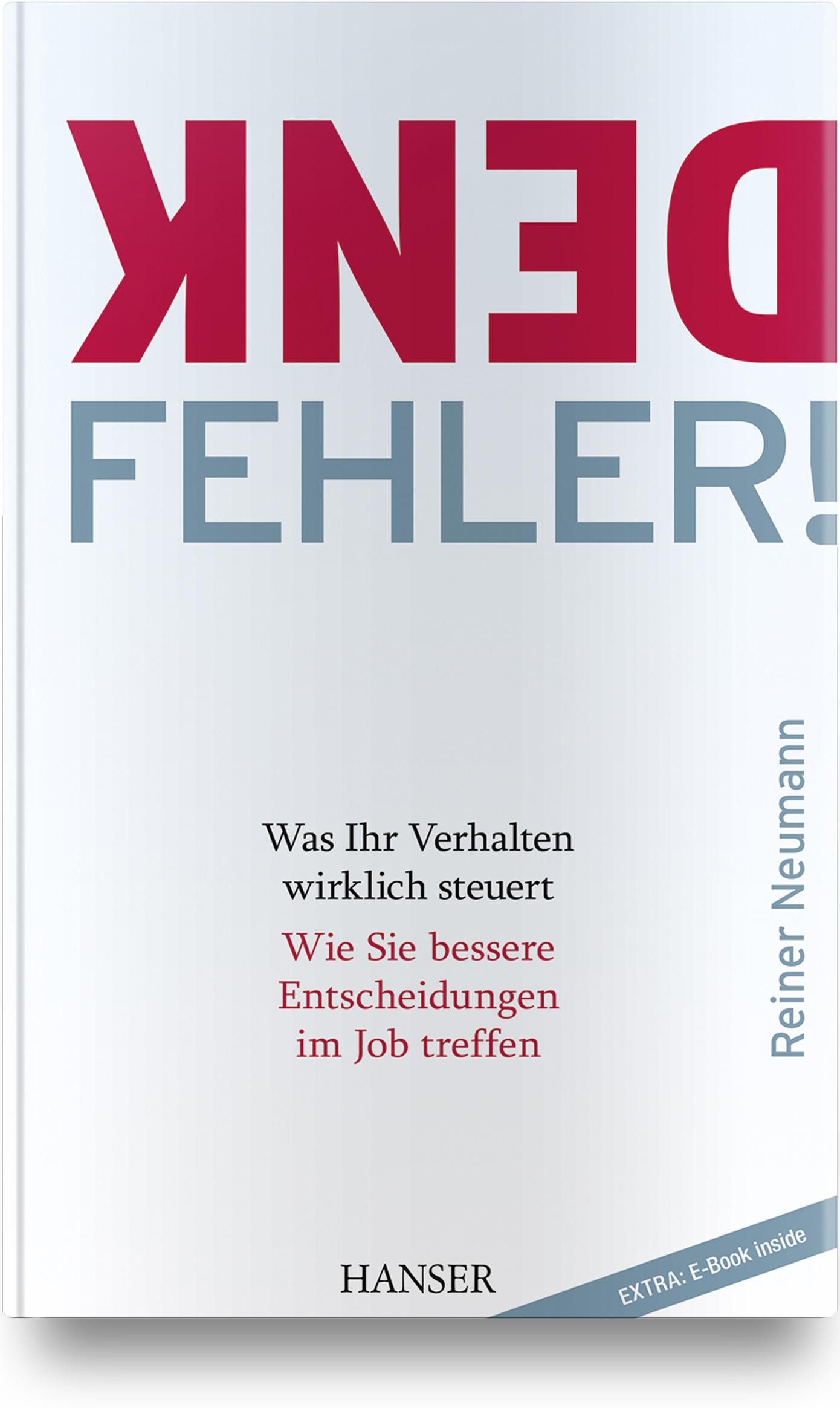 Neumann, Denkfehler!, 978-3-446-45744-7
