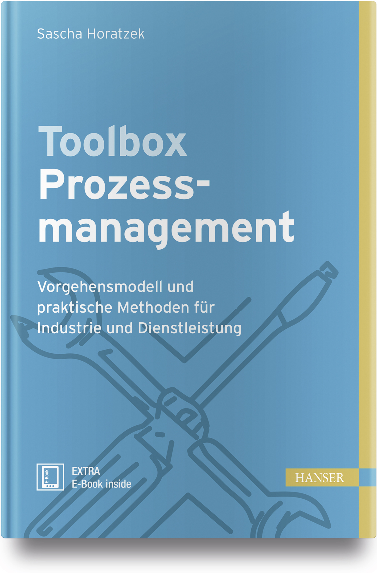 Horatzek, Toolbox Prozessmanagement, 978-3-446-45765-2