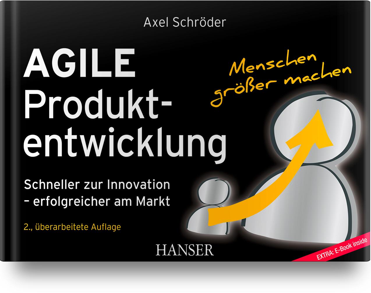 Agile Produktentwicklung, 978-3-446-45813-0