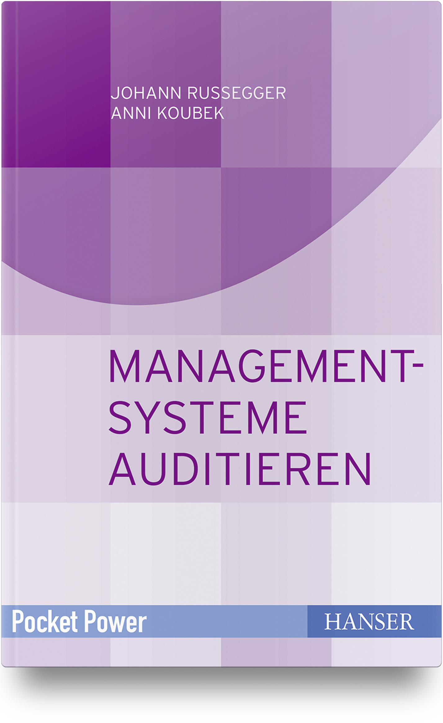 Rußegger, Koubek, Managementsysteme auditieren, 978-3-446-45834-5