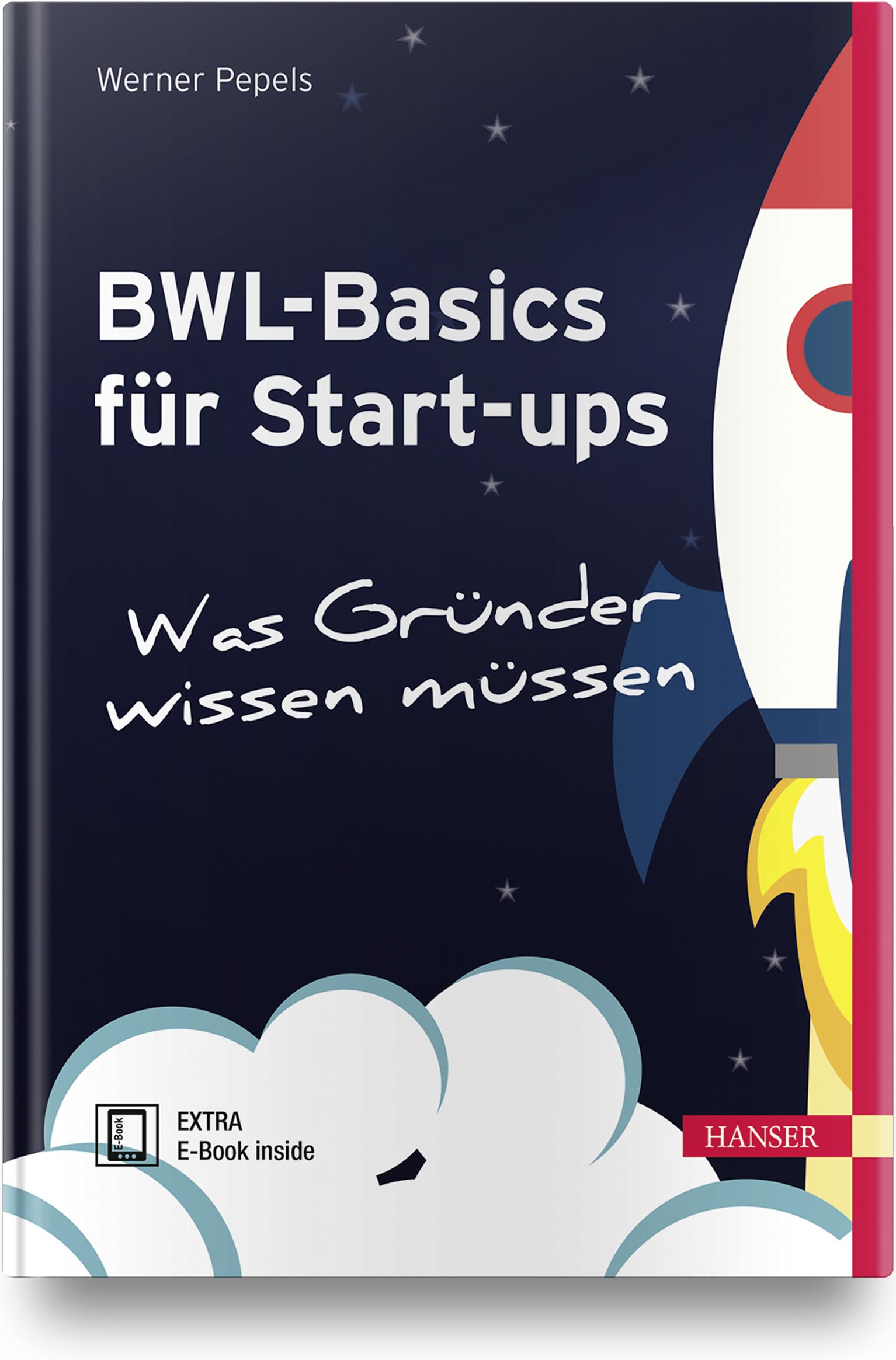 Pepels, BWL-Basics für Startups, 978-3-446-45835-2