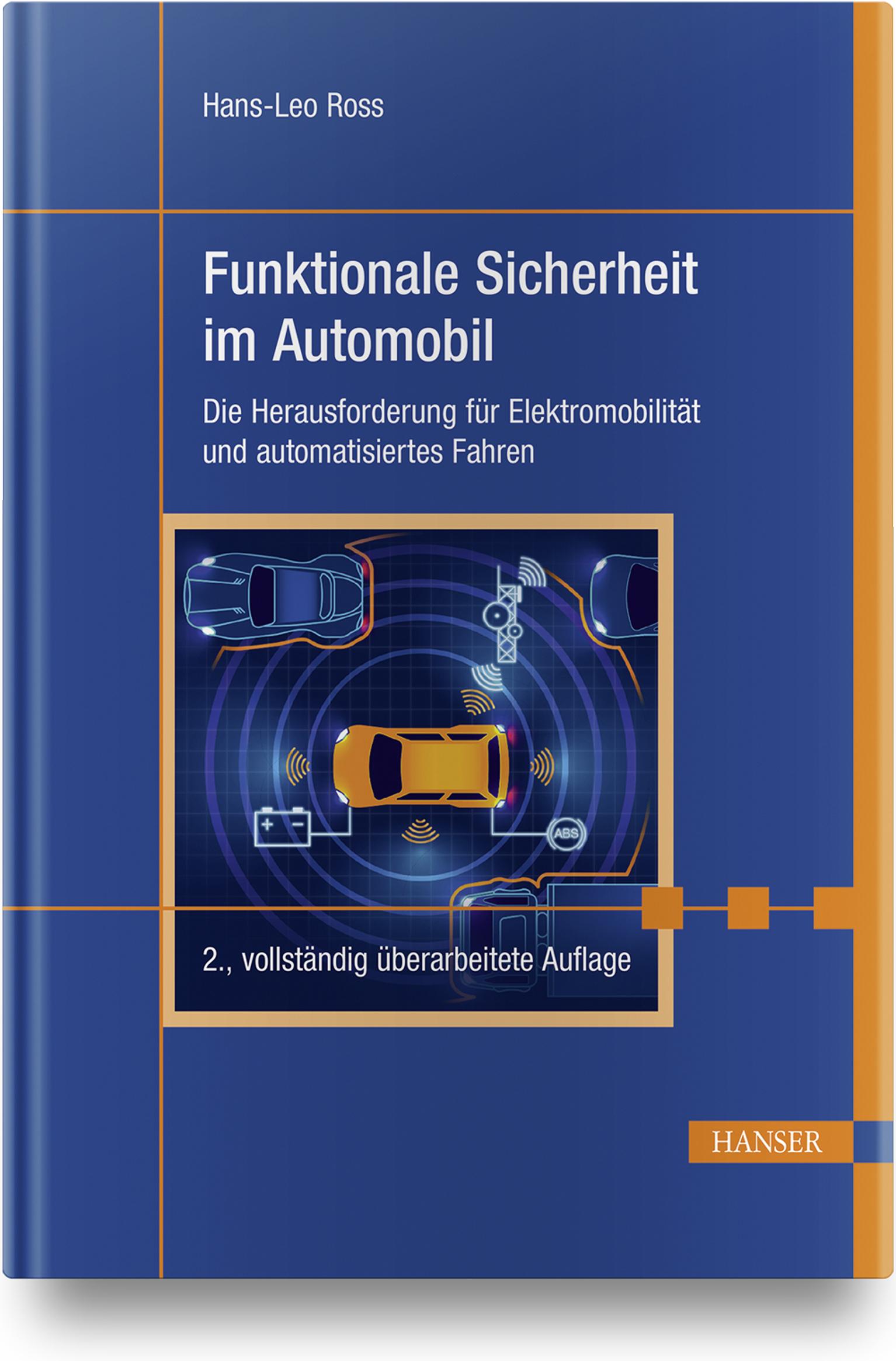 Ross, Funktionale Sicherheit im Automobil, 978-3-446-45841-3