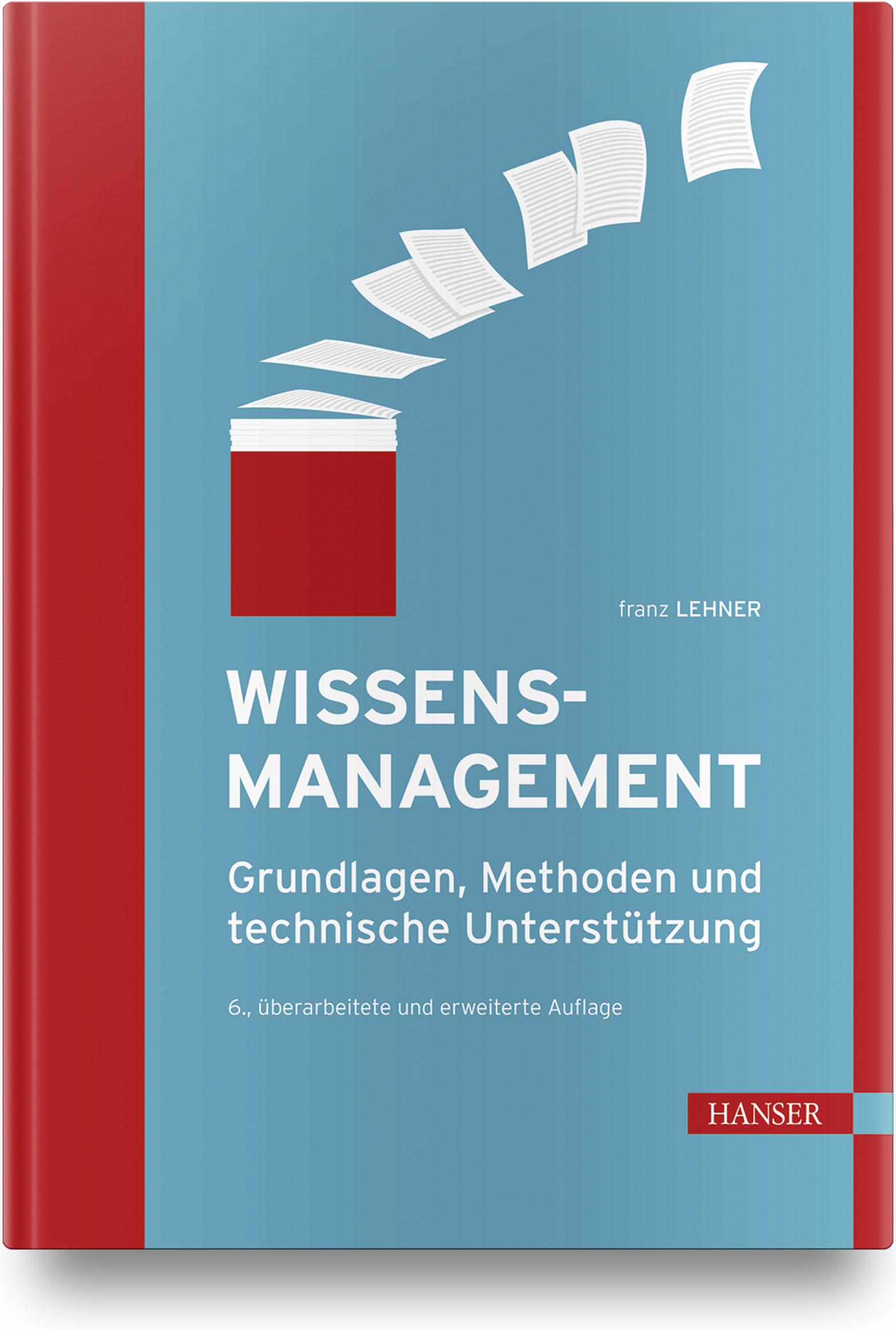 Lehner, Wissensmanagement, 978-3-446-45848-2