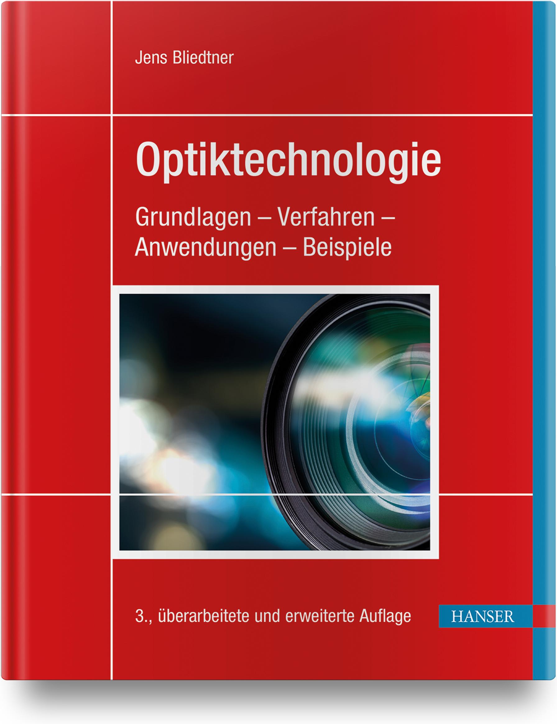 Bliedtner, Optiktechnologie, 978-3-446-45850-5