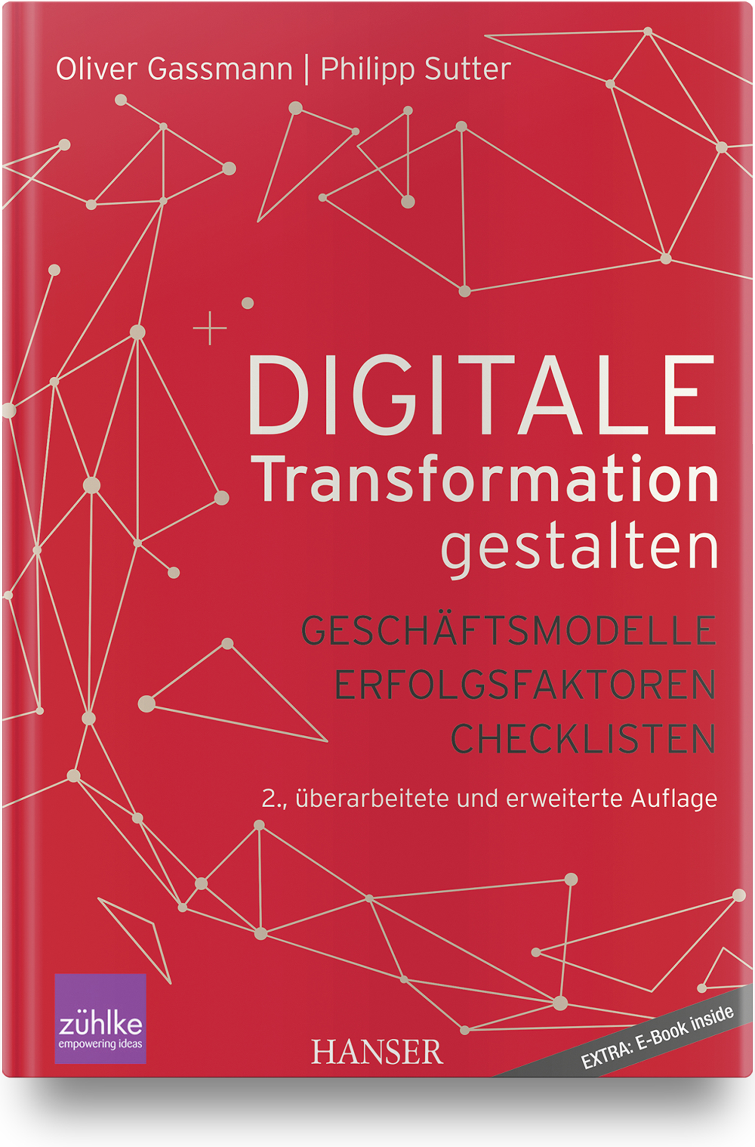 Gassmann, Sutter, Digitale Transformation gestalten, 978-3-446-45868-0