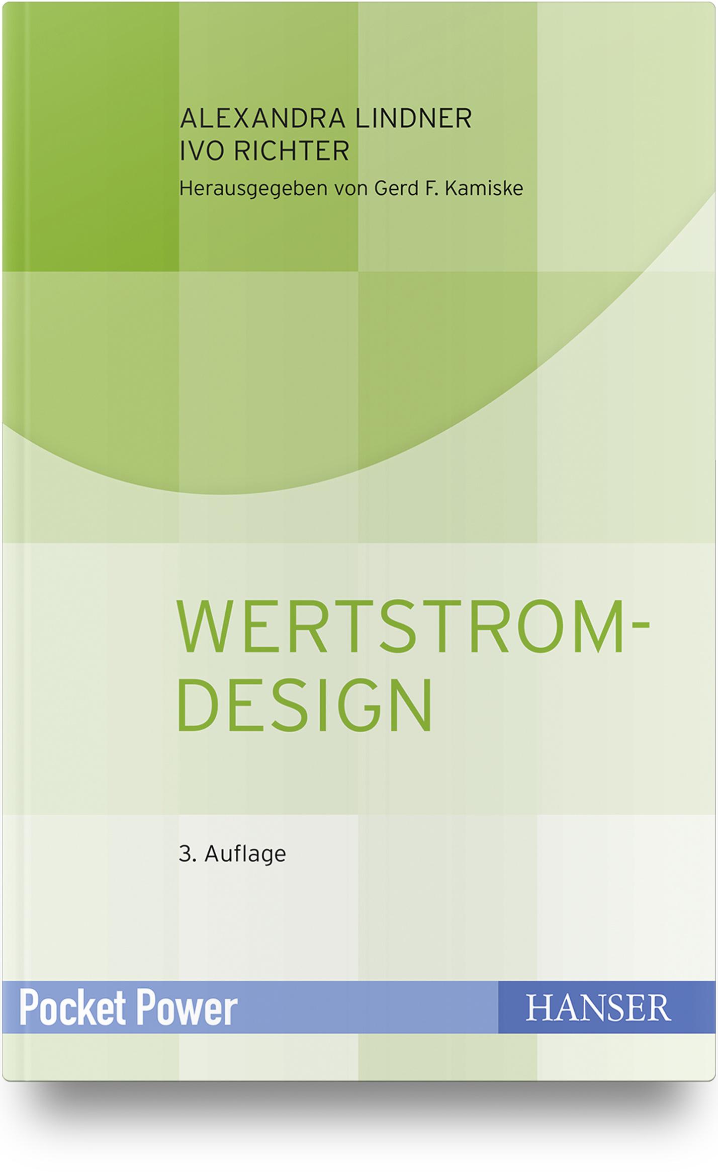 Lindner, Richter, Wertstromdesign, 978-3-446-45870-3