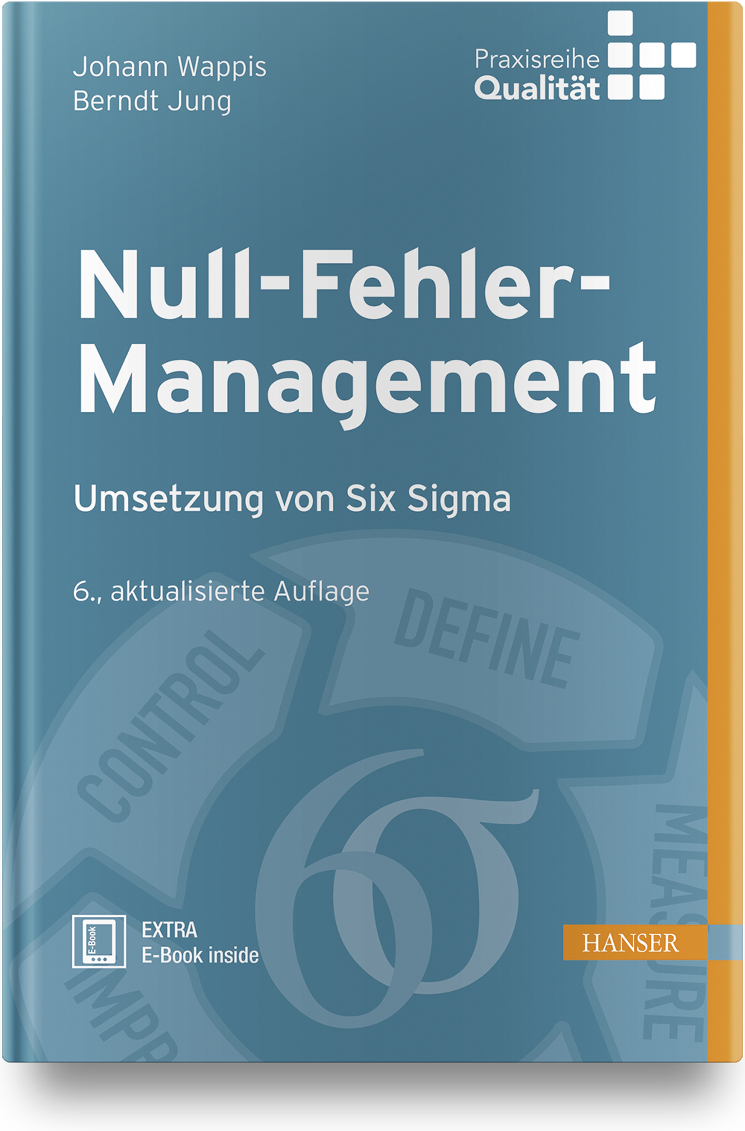 Wappis, Jung, Null-Fehler-Management, 978-3-446-45875-8
