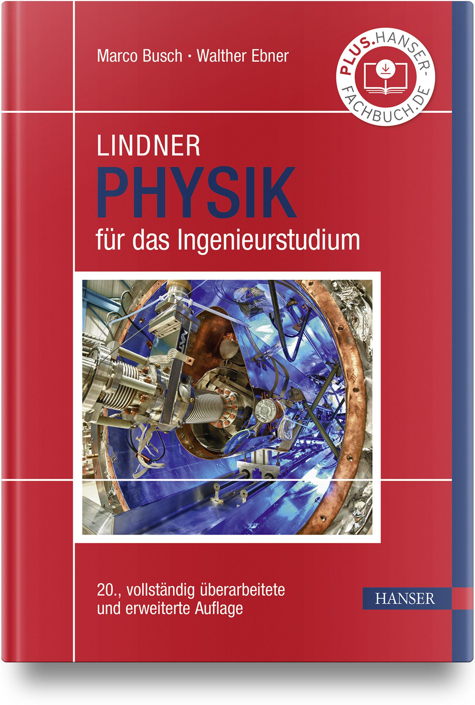 Lindner, Physik für Ingenieure, 978-3-446-45882-6