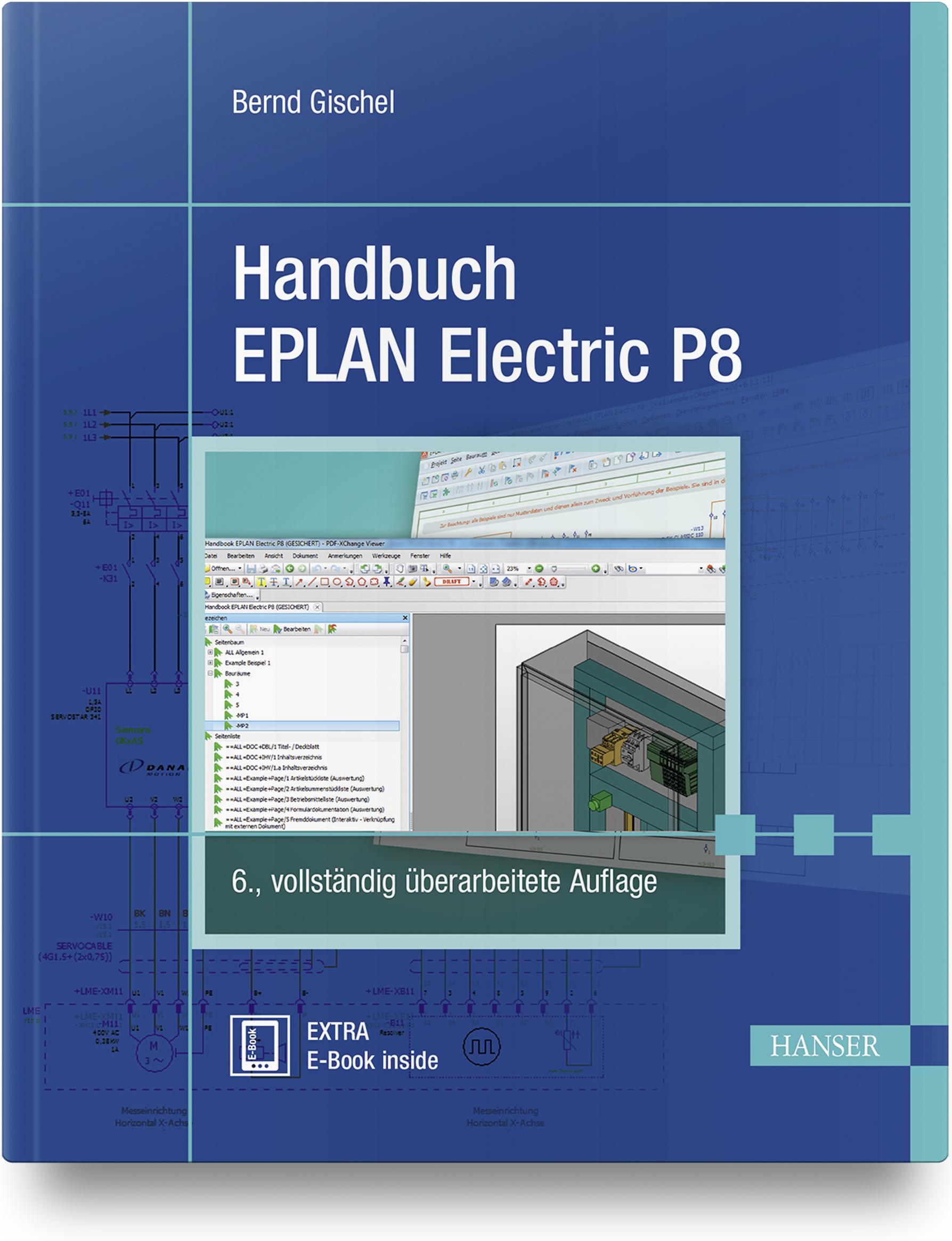 Gischel, Handbuch EPLAN Electric P8, 978-3-446-45919-9